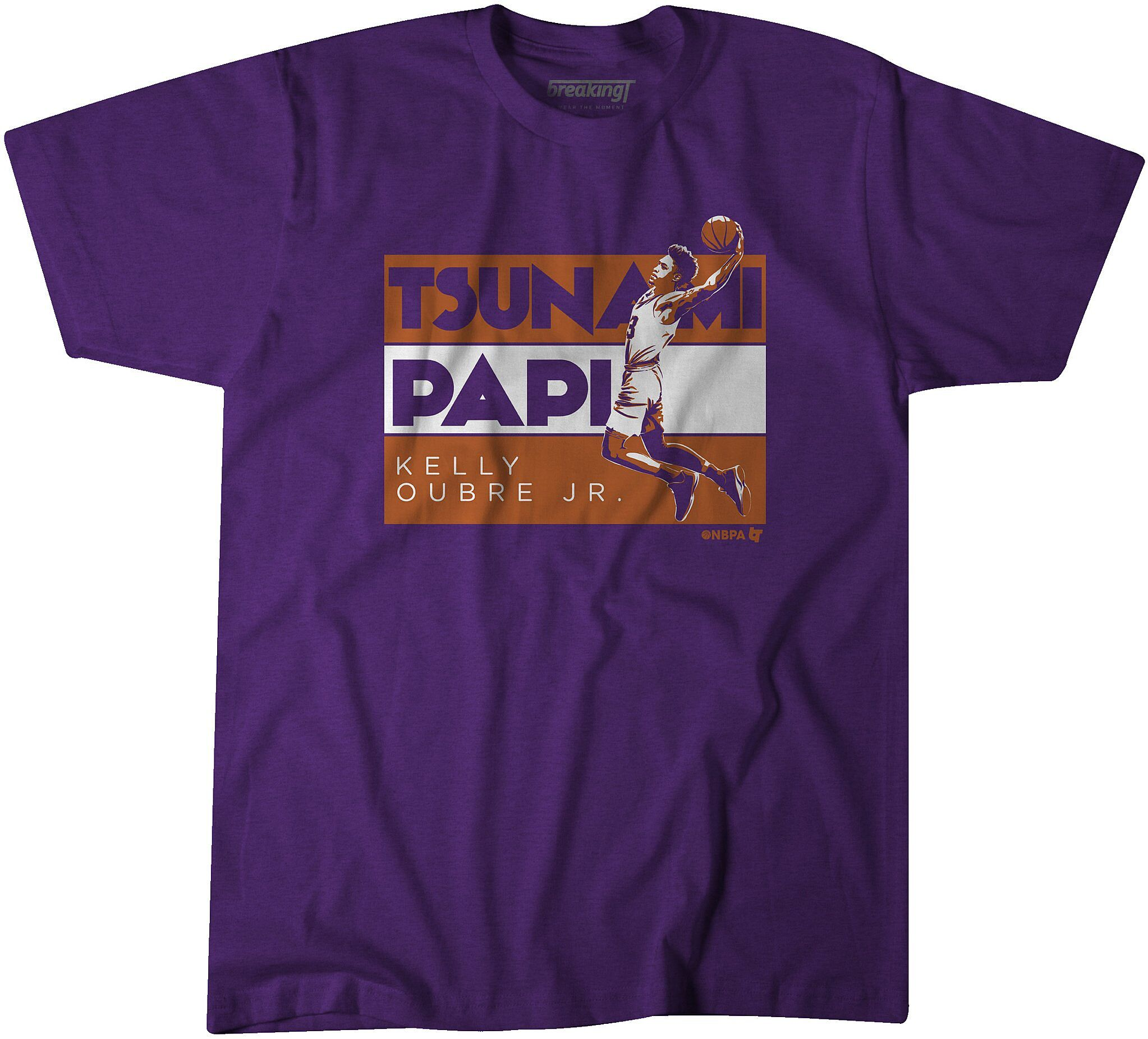 uk availability a3bc0 2b791 Phoenix Suns fans need this Kelly Oubre Jr. t-shirt