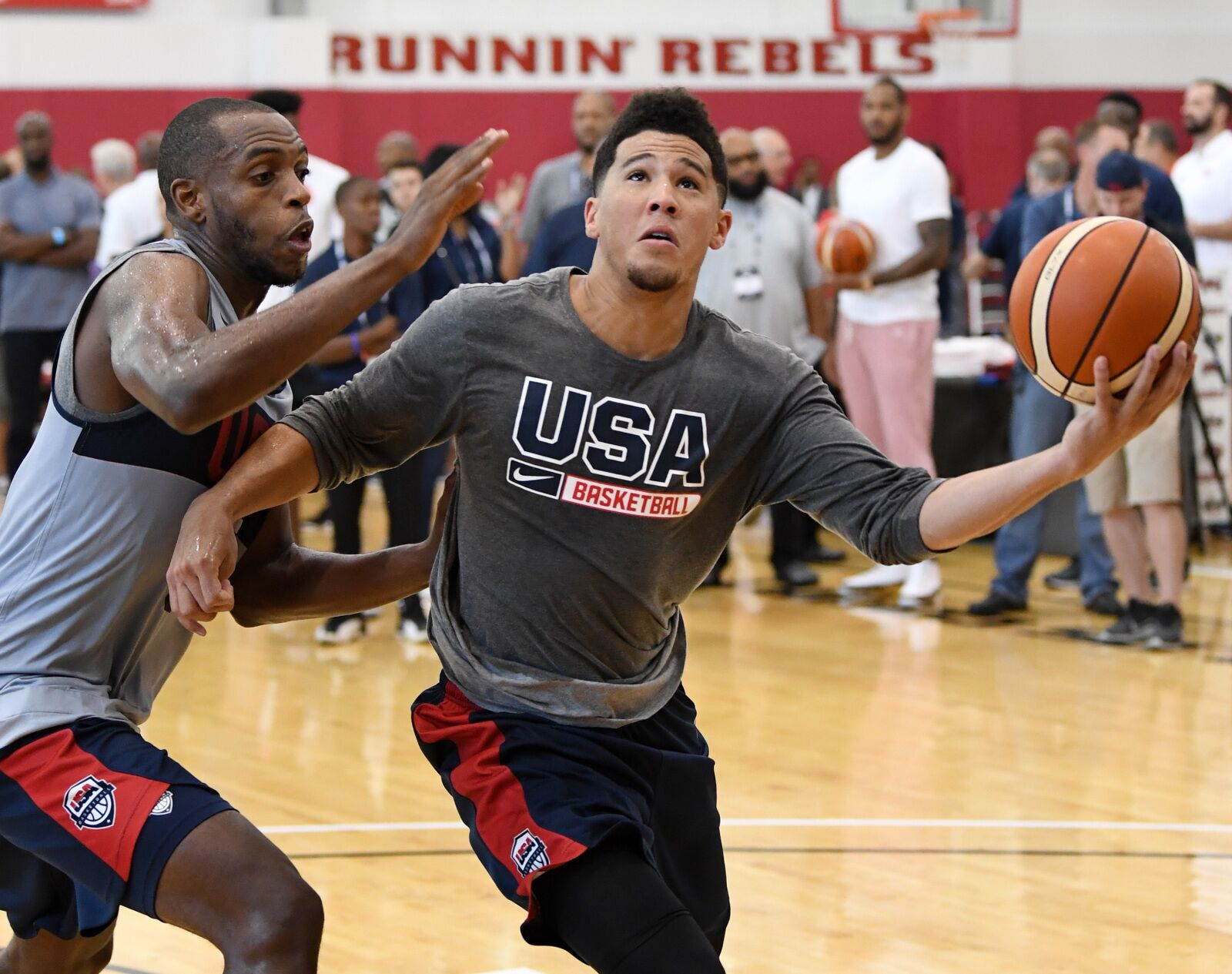 Devin Booker should represent the Phoenix Suns for Team USA in the 2020 Olympics