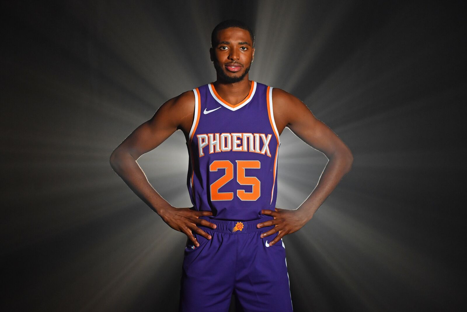 outlet store cf86c 65ad3 Is Phoenix Suns rookie Mikal Bridges overlooked - Valley of ...