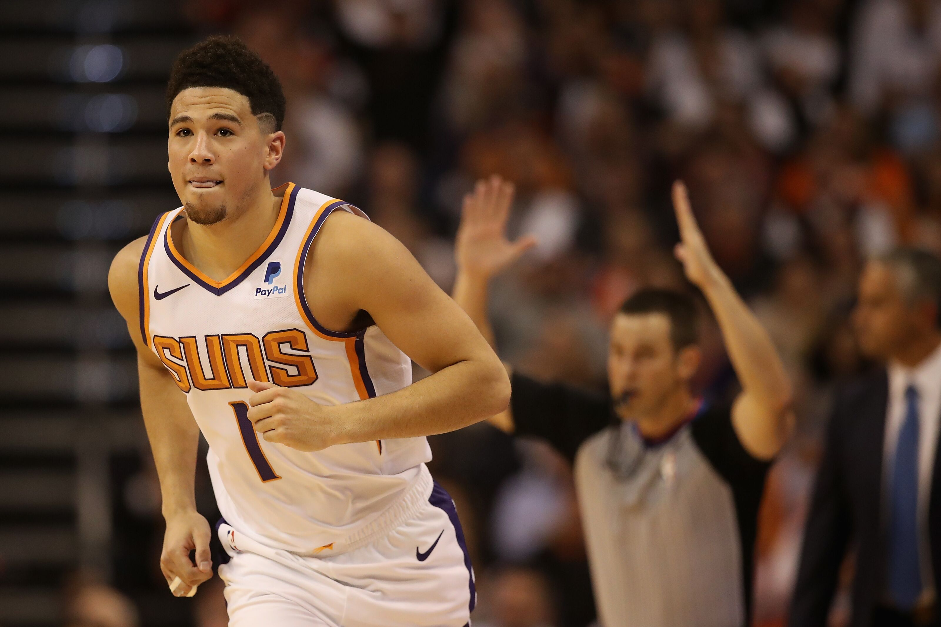 Devin Booker will carry the Phoenix Suns - Valley of the Suns c277dd774