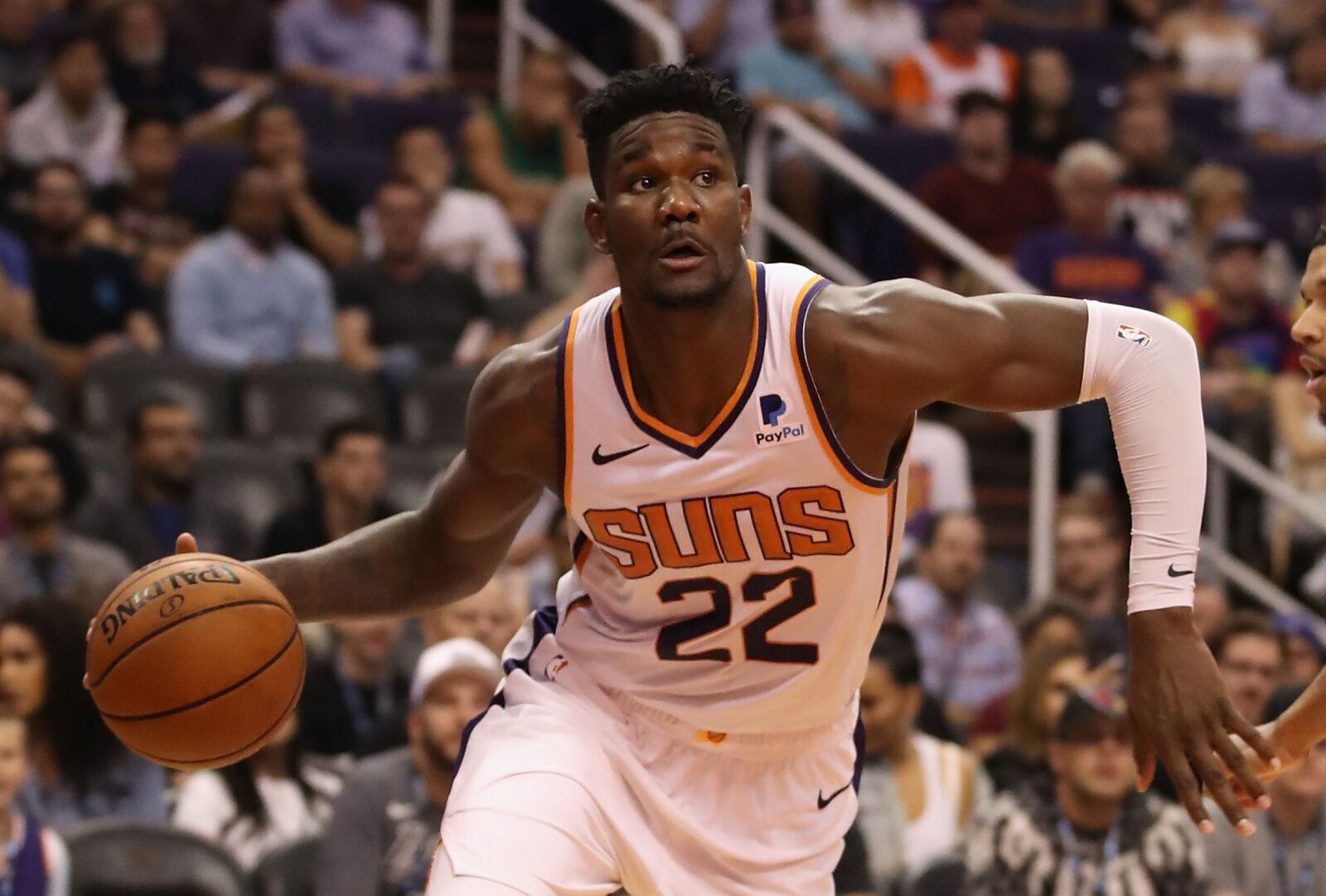 Deandre Ayton needs to play more selfishly for the Phoenix ...