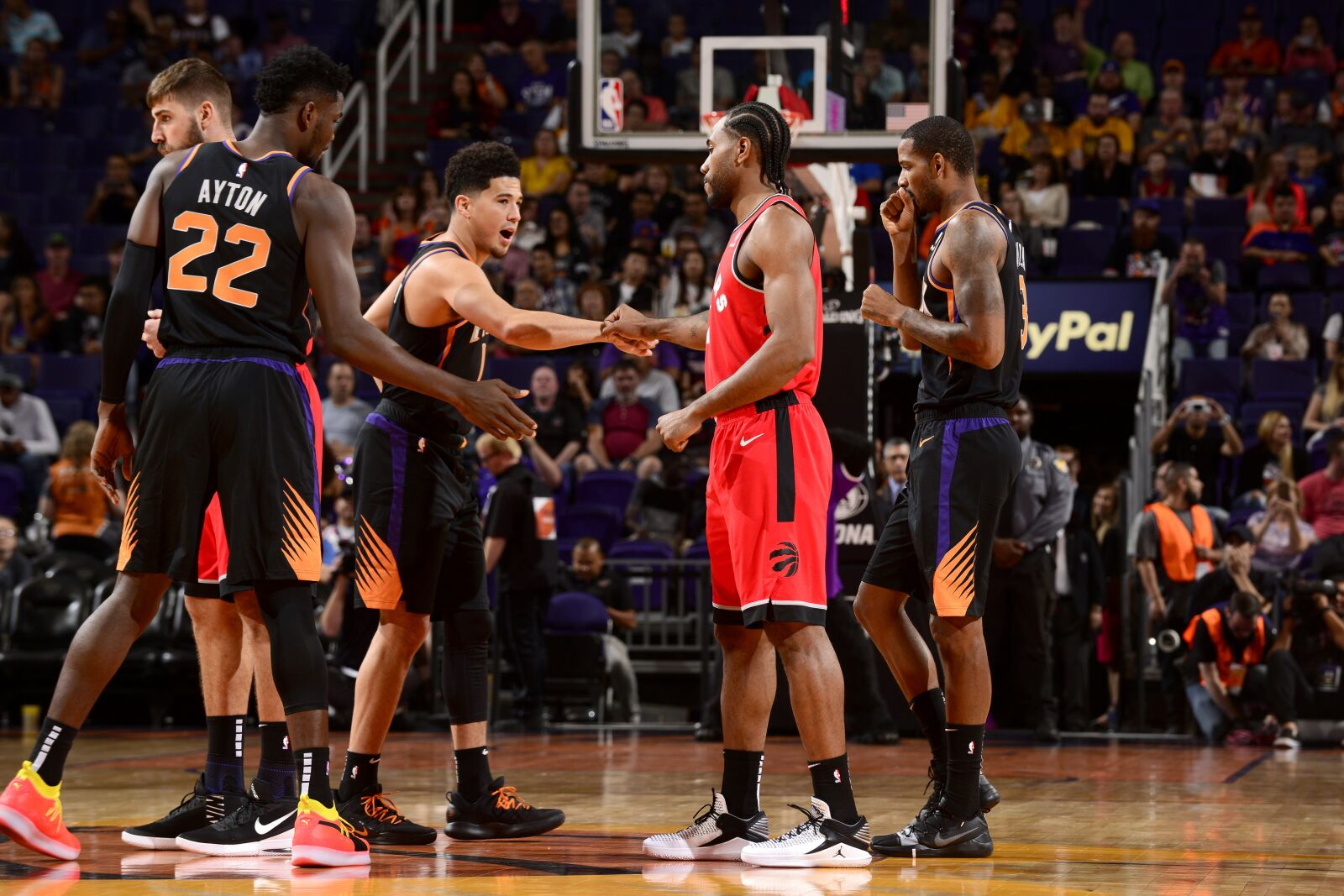 Phoenix Suns  Loss to Toronto first somewhat acceptable loss of the year 58a85bd8a