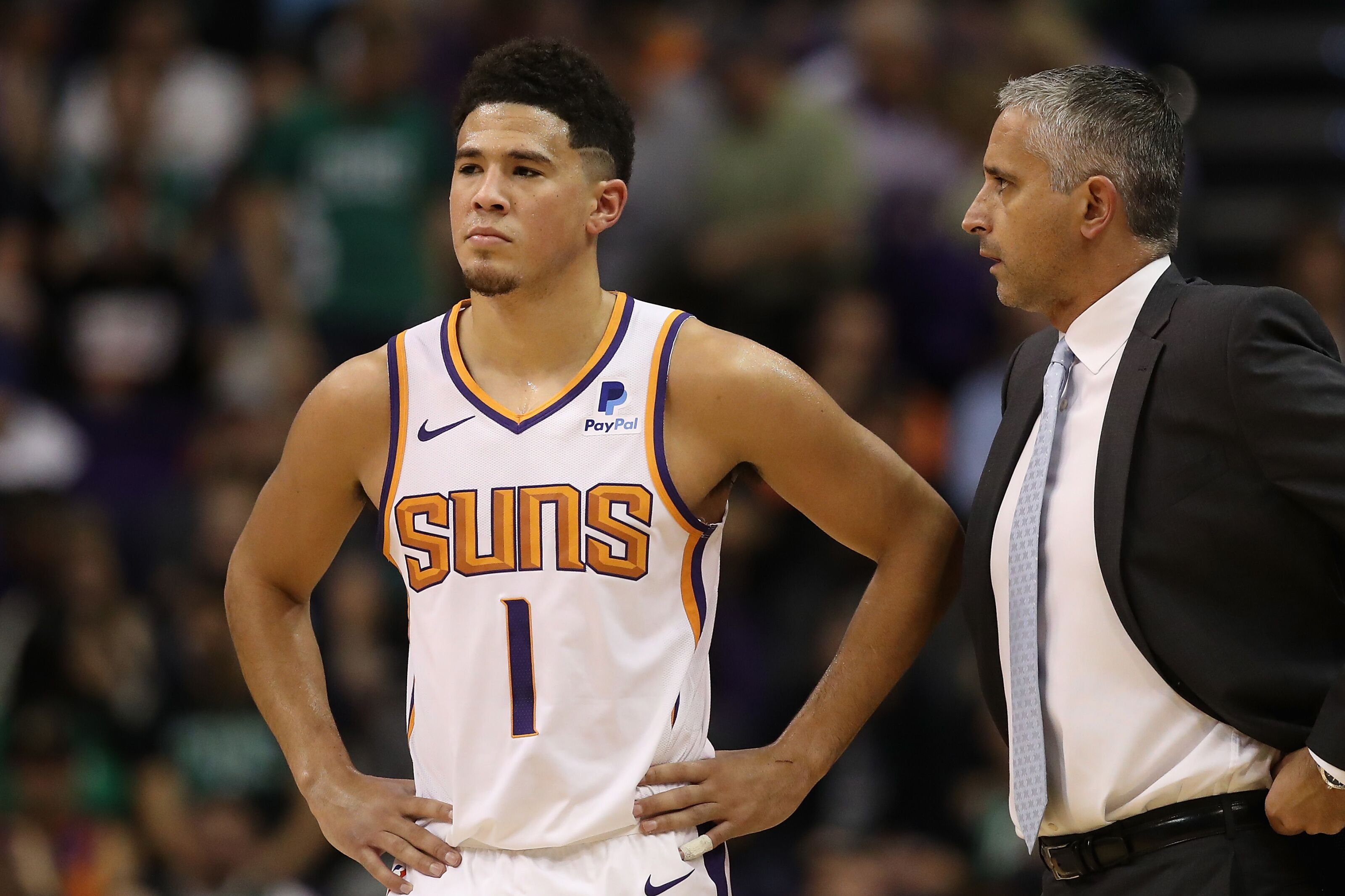 9ad2c731295f 3 reasons the Phoenix Suns have the NBA s worst culture - Valley of ...