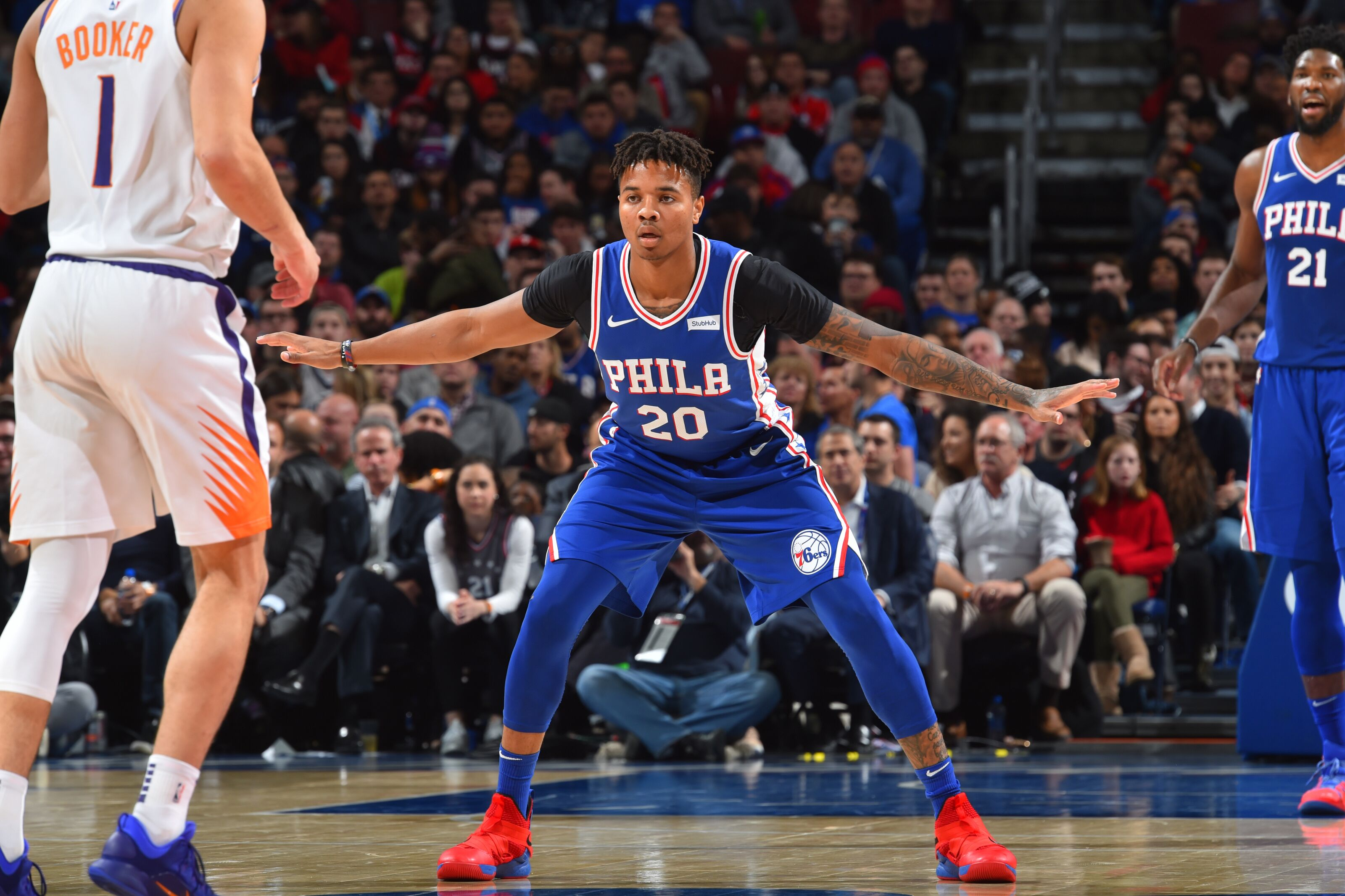 faacfc13c37 The Phoenix Suns should have traded for Markelle Fultz - Valley of the Suns