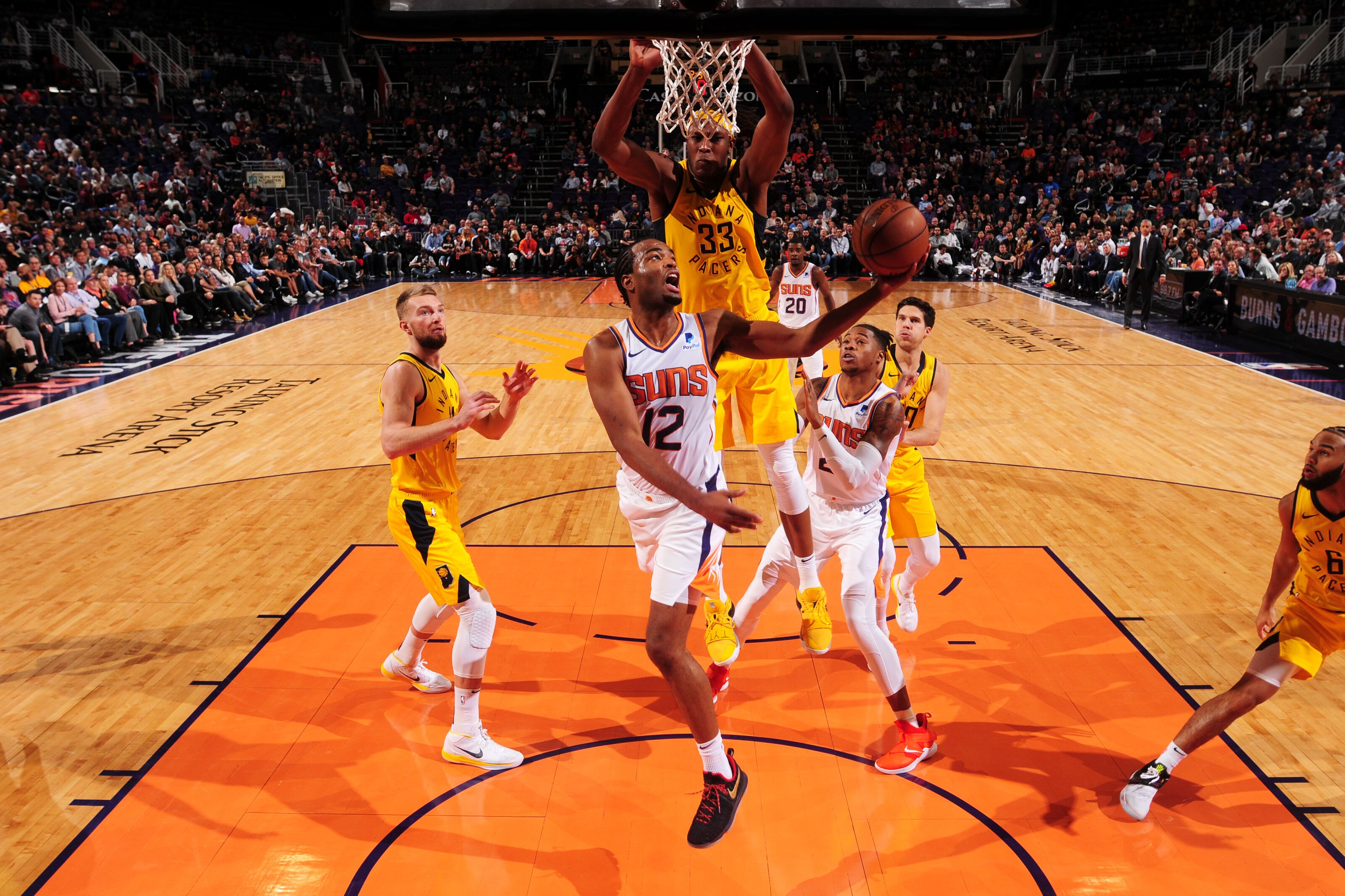 Looking at Phoenix Suns T.J. Warren trade after free agency