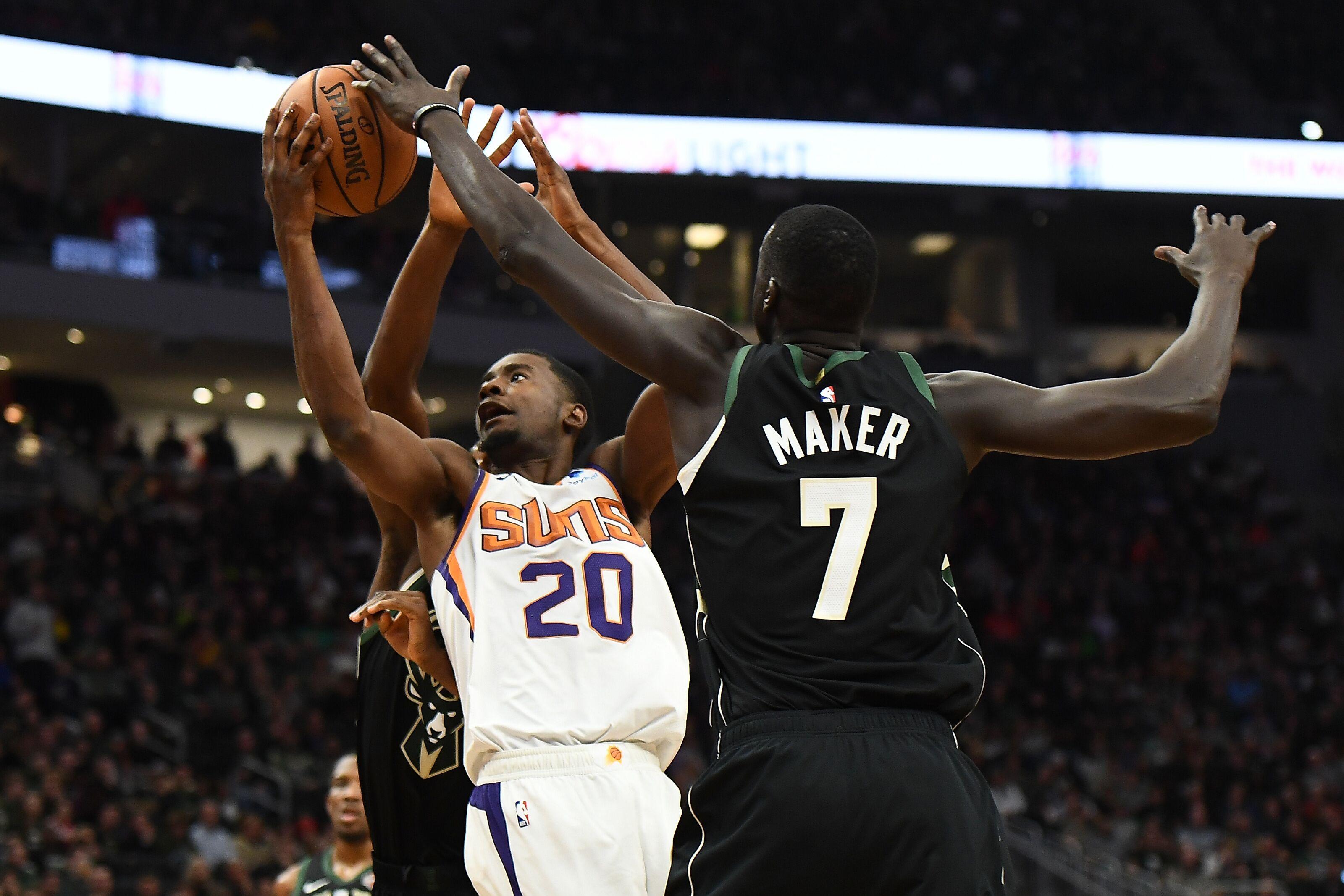 The Phoenix Suns should inquire on Thon Maker af7f16b54
