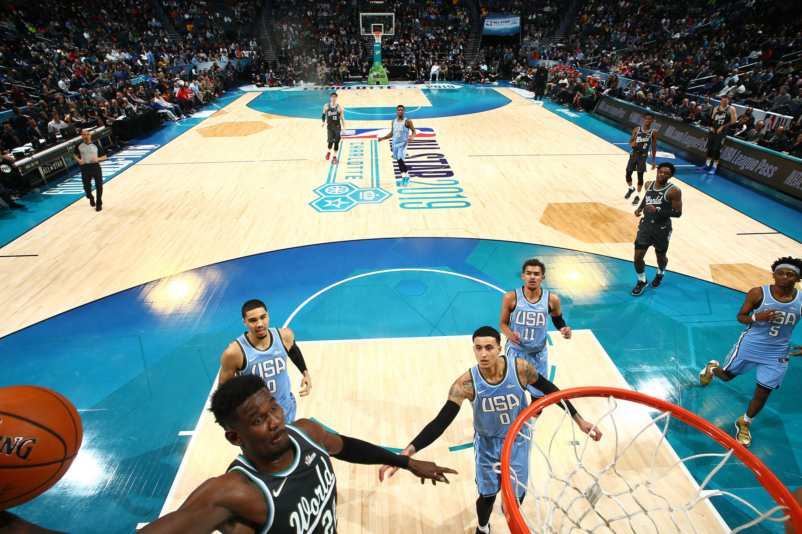 Phoenix Suns: Analyzing Deandre Ayton's performance in the Rising Stars Challenge