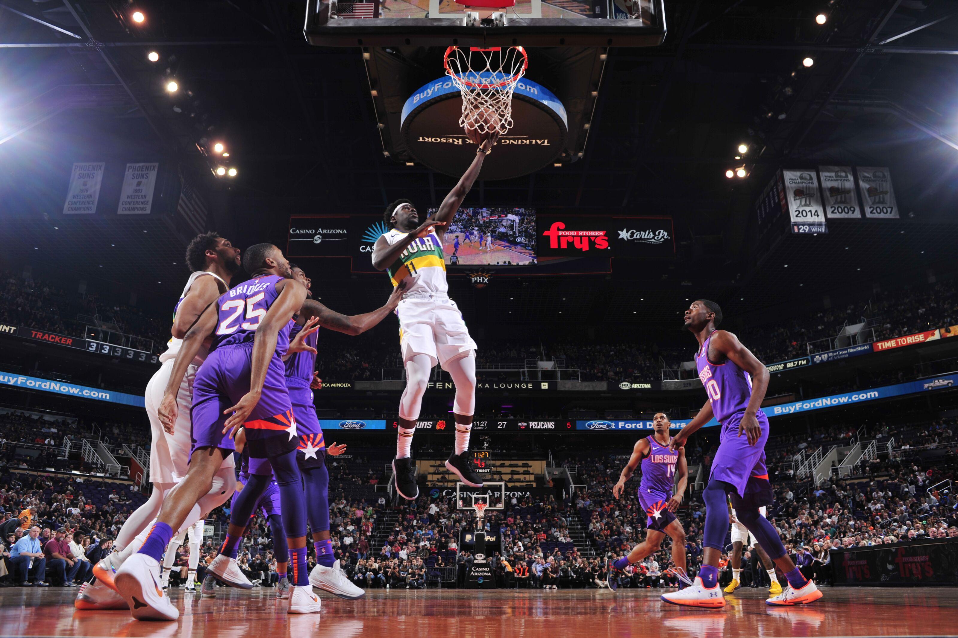 Should the Phoenix Suns celebrate a Holiday?