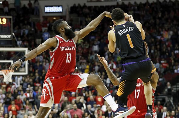 Can the Phoenix Suns make a grandfather offer for James Harden?