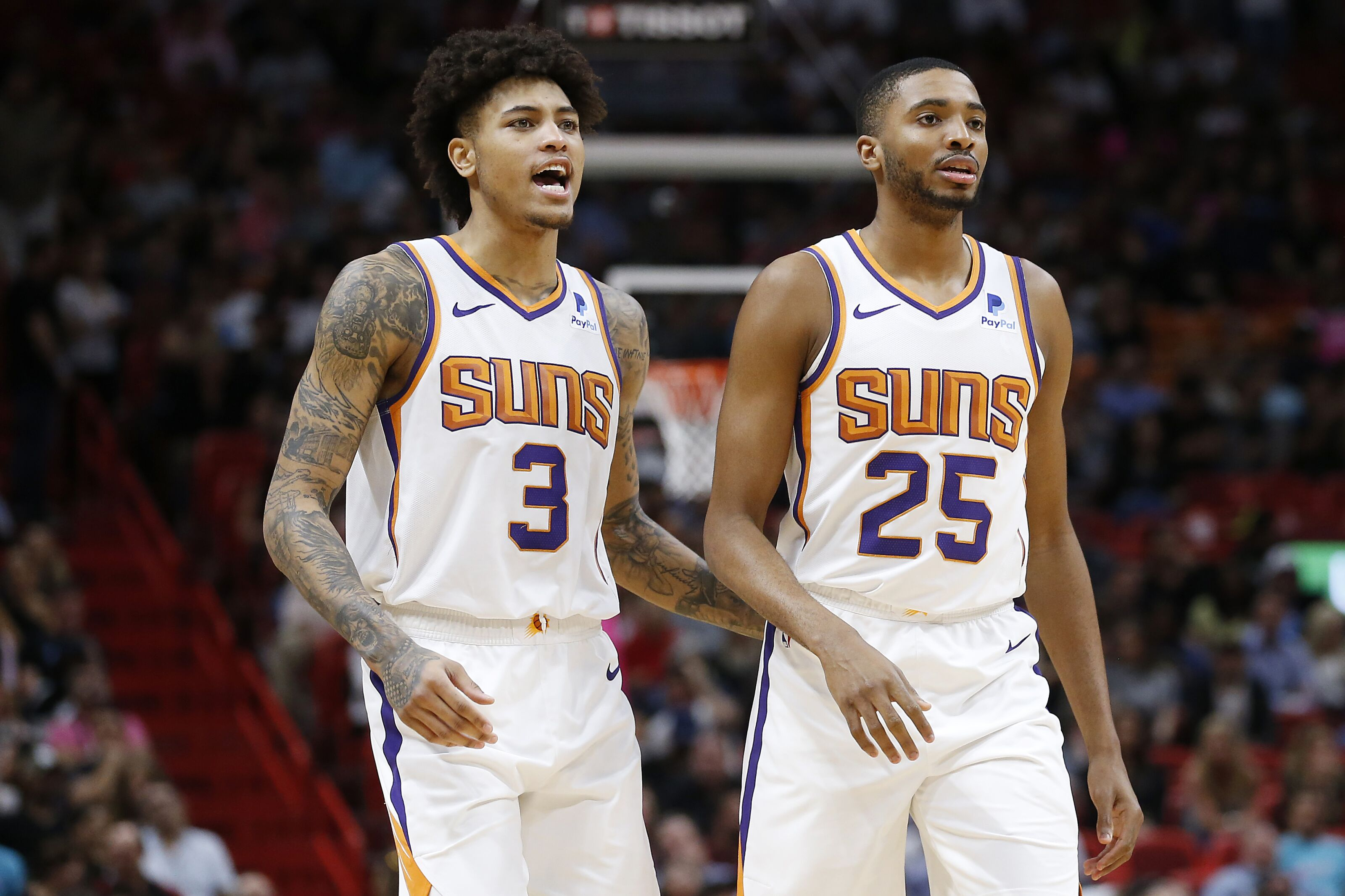 How one Phoenix Suns wing can be the next Sixth Man of the ...Suns