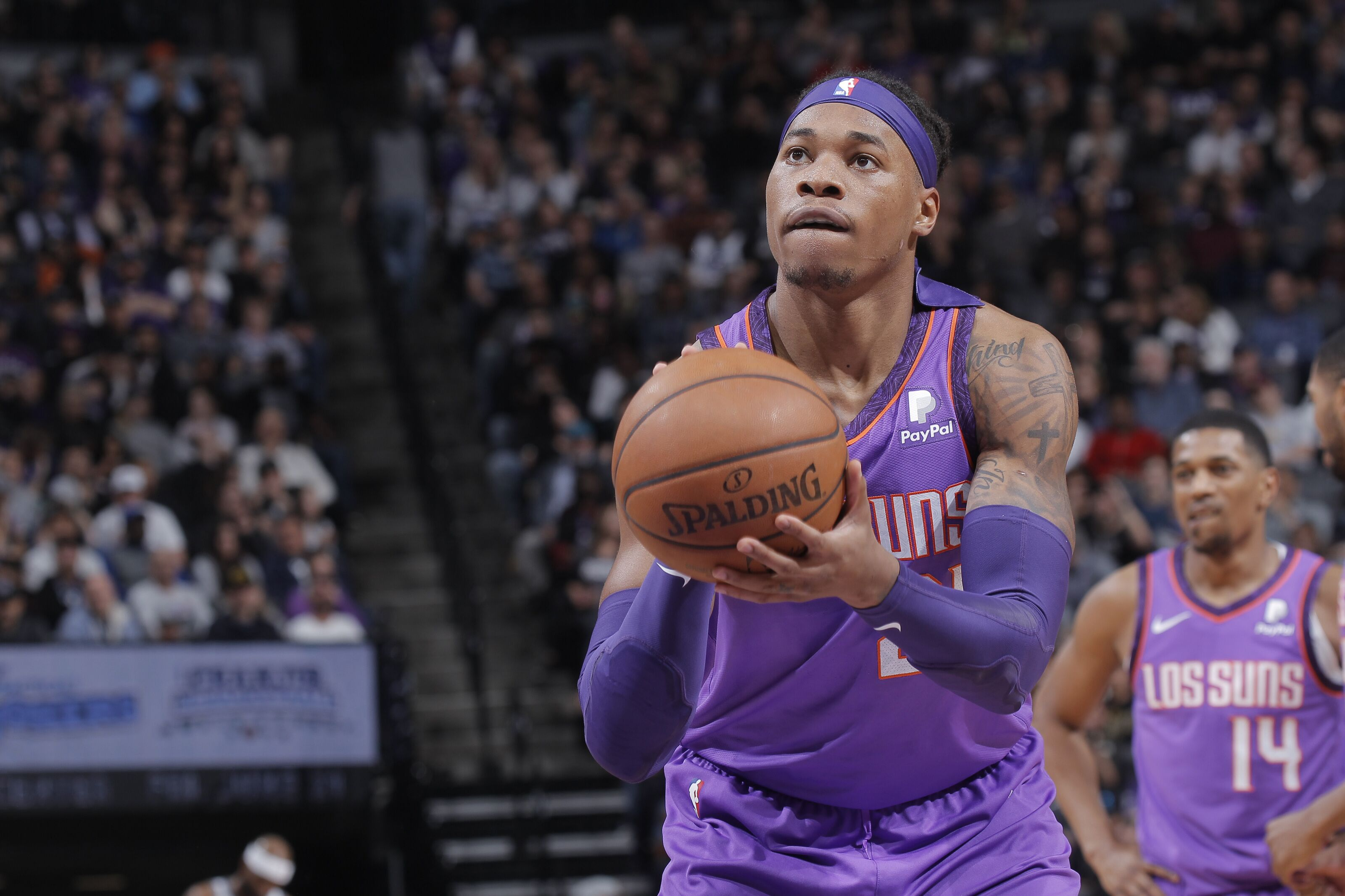 The 2018-19 Phoenix Suns had a great backup center in Richaun Holmes