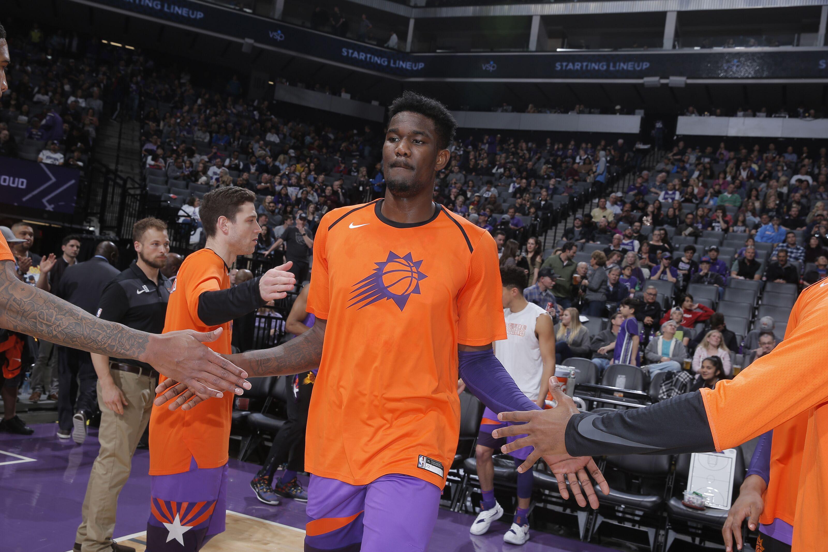 Phoenix Suns 2019-20 player preview: Deandre Ayton