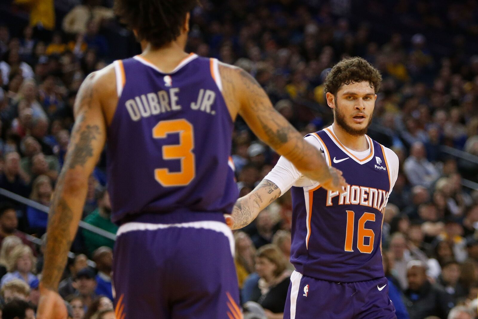The Phoenix Suns got away with theft twice this season
