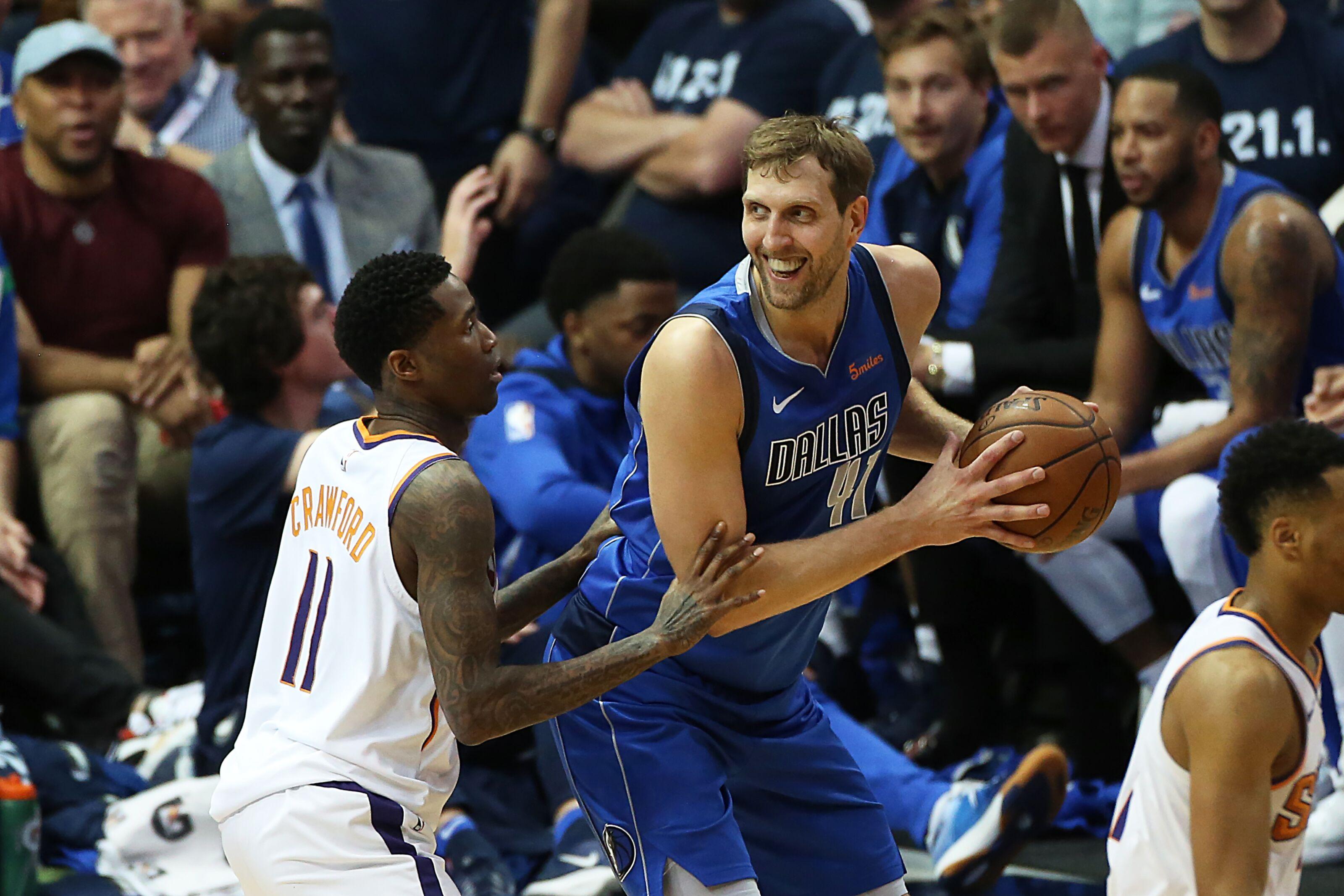 0114a5d0be3c Phoenix Suns   Jamal Crawford showed he still has it