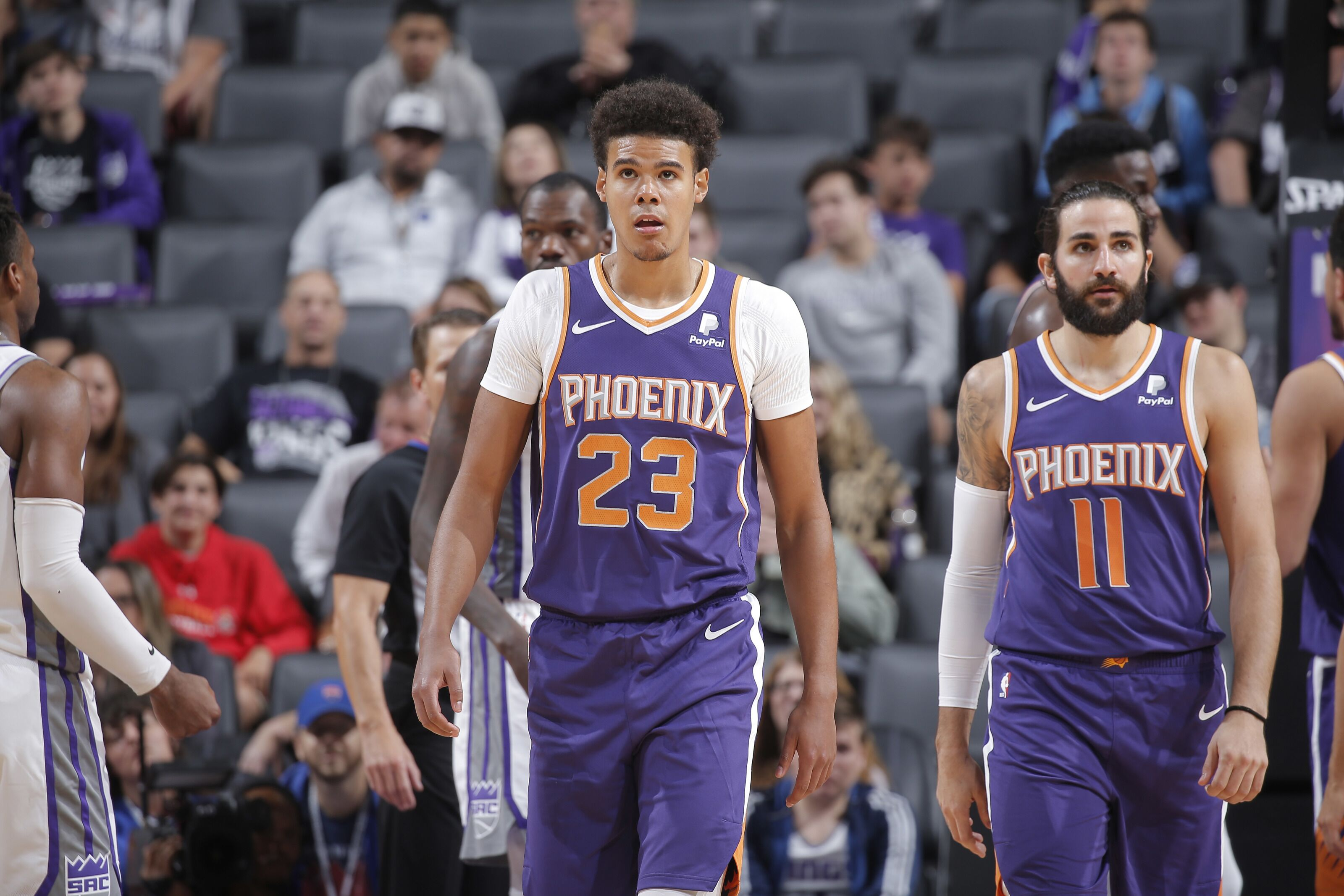 Cameron Johnson should start ahead of Kelly Oubre for the Phoenix Suns