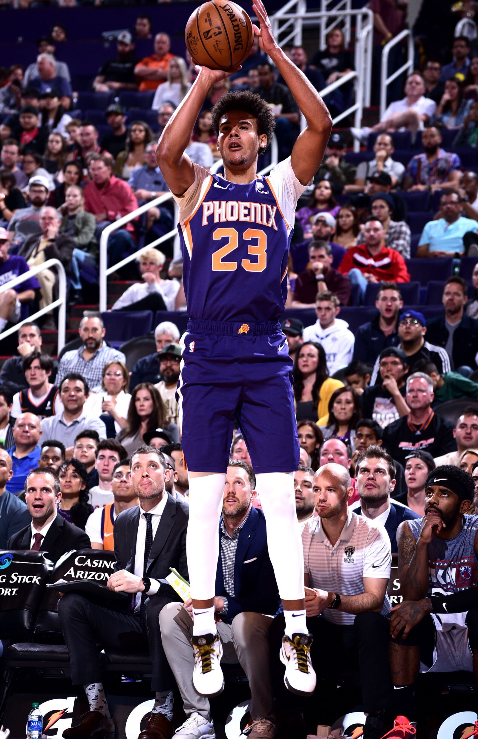 Evaluating Phoenix Suns' Cam Johnson for the first quarter ...Suns
