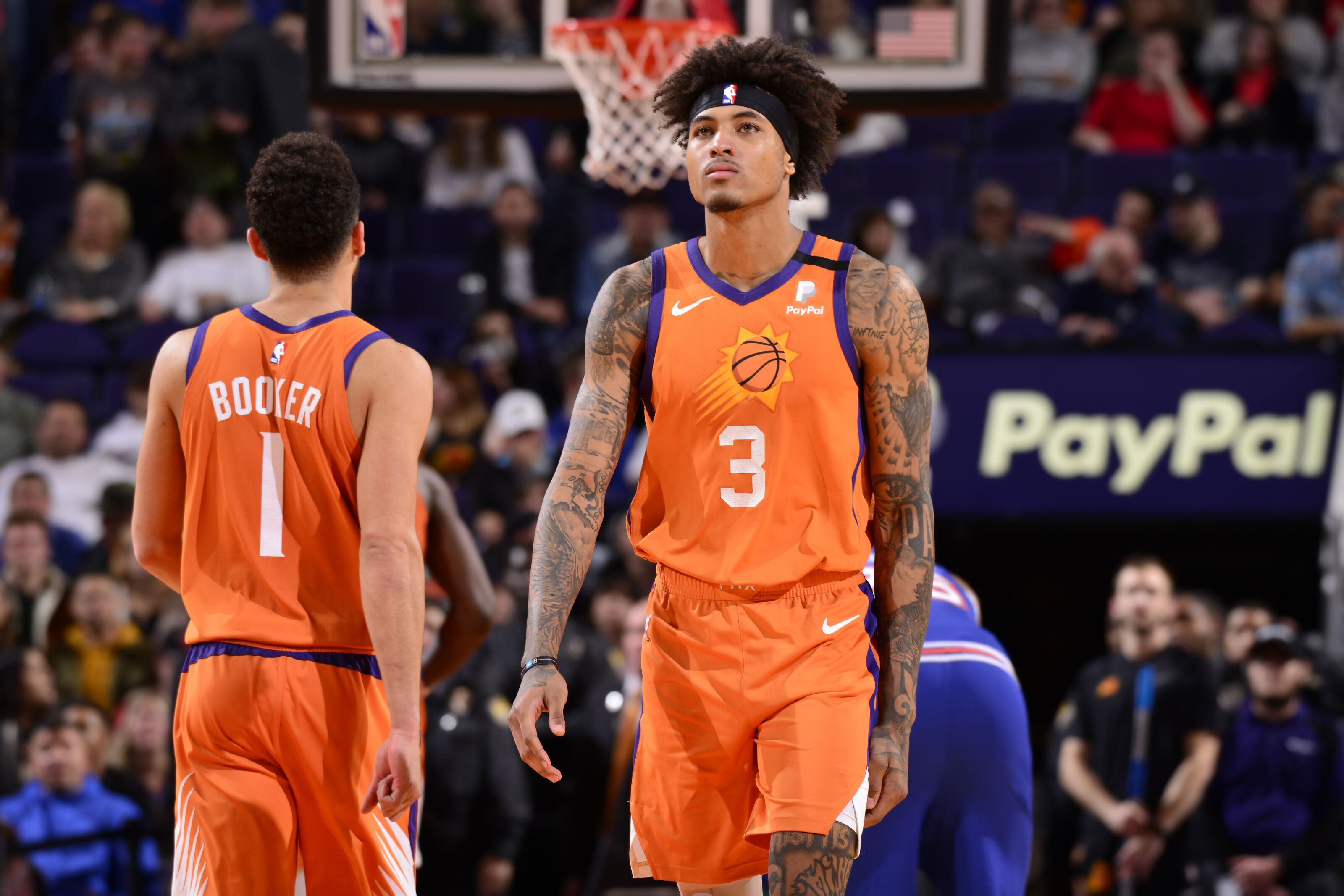 Phoenix Suns experiment with their rotation and still beat ...Suns