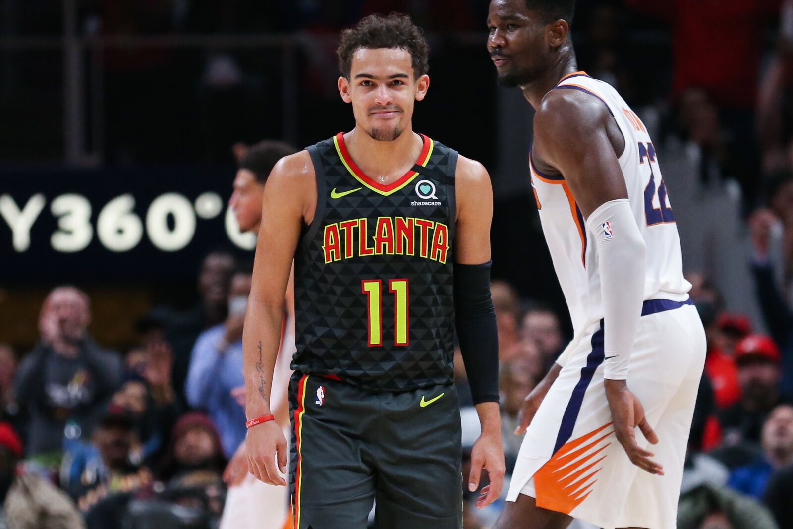The Phoenix Suns frustratingly lose to the worst team in the NBA