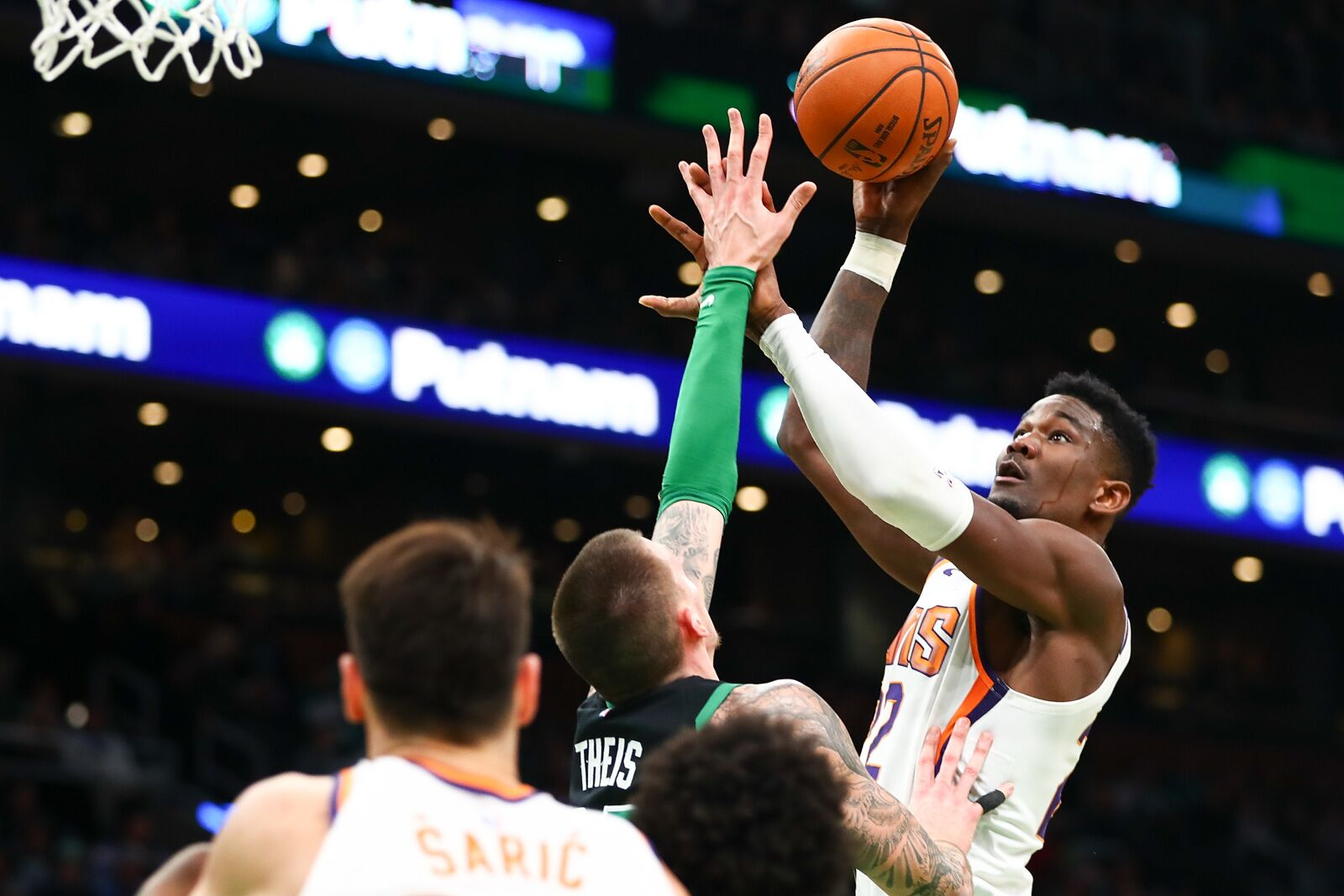 Forget Marcus Smart, Deandre Ayton's game was more important