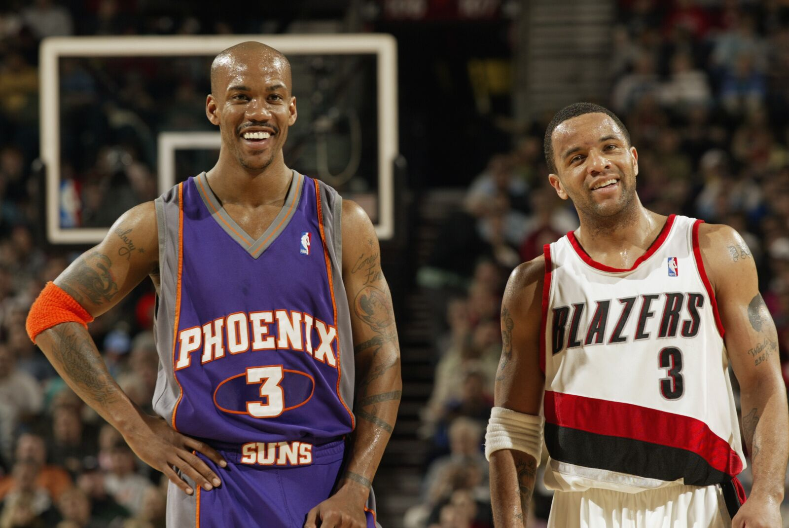 free shipping c5ac3 78350 Ranking Phoenix Suns players to wear 3 before Trevor Ariza ...