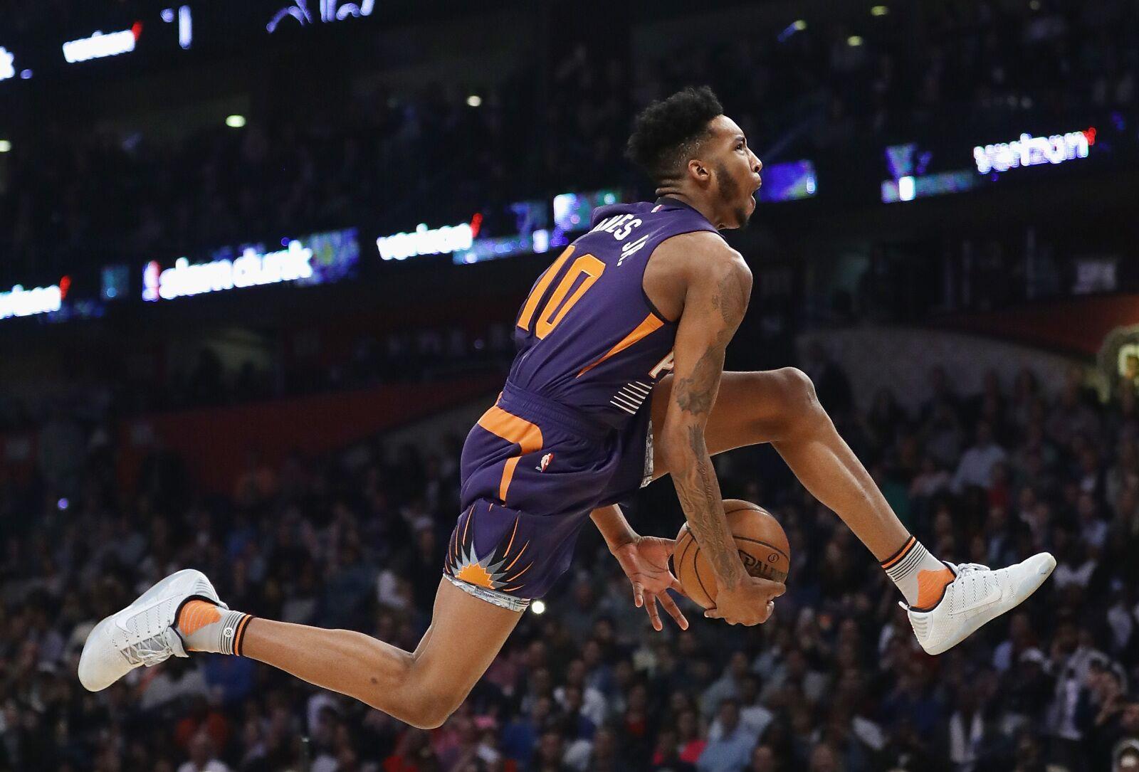 Should the Phoenix Suns have been more patient with Derrick Jones Jr.?