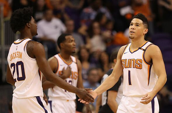 The optimal 2018-19 Phoenix Suns starting lineup - Valley of the Suns