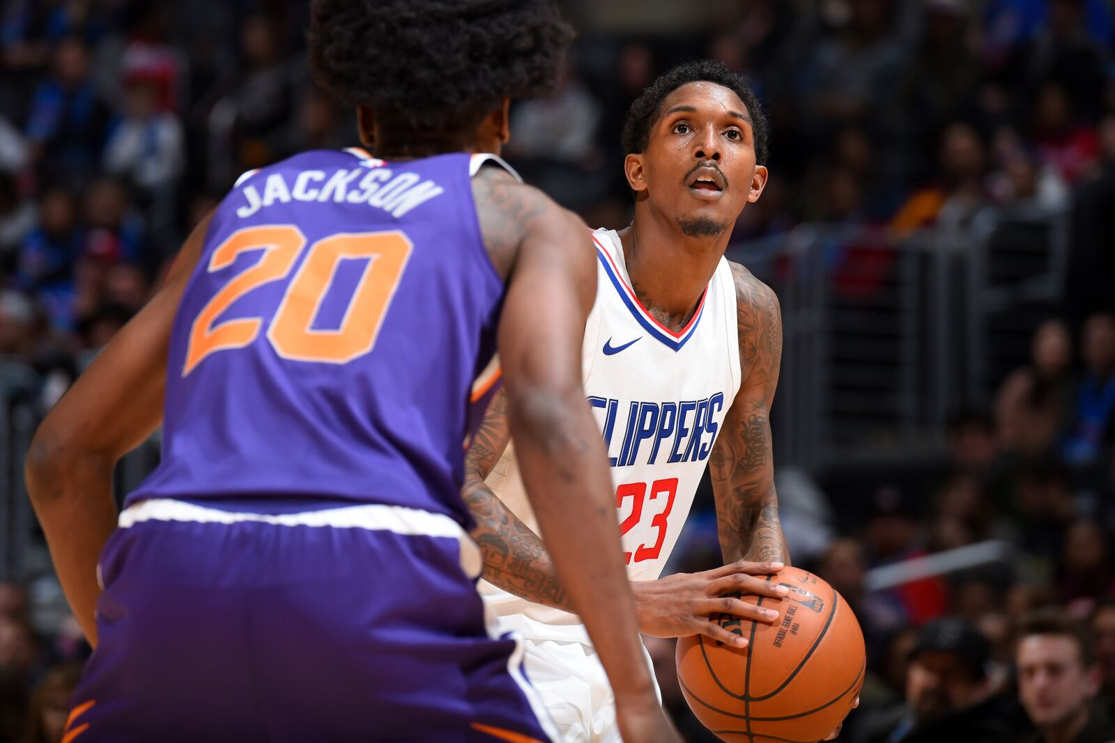 The Phoenix Suns should consider trading for Lou Williams