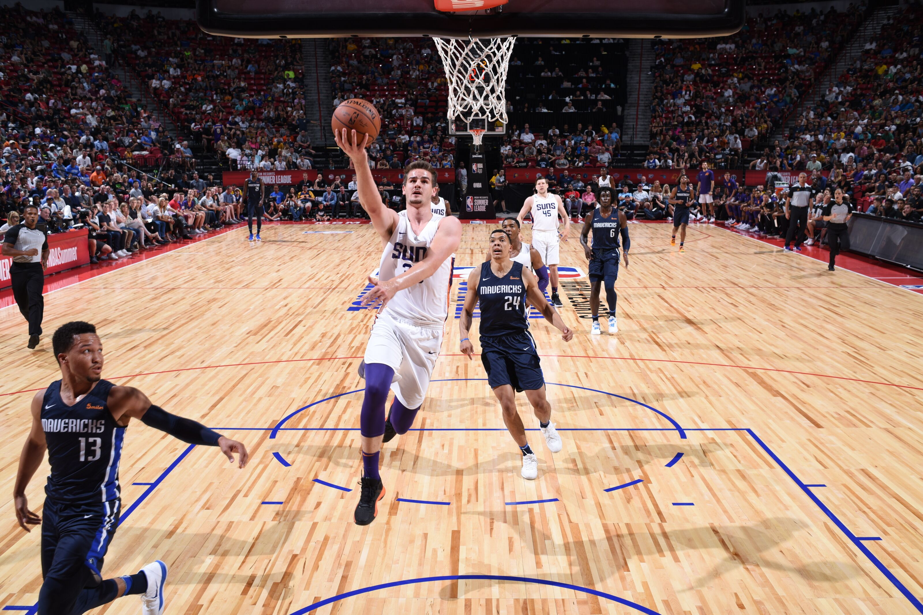 Five things to take away from the Summer Suns  victory - Valley of the Suns 27d9c3946