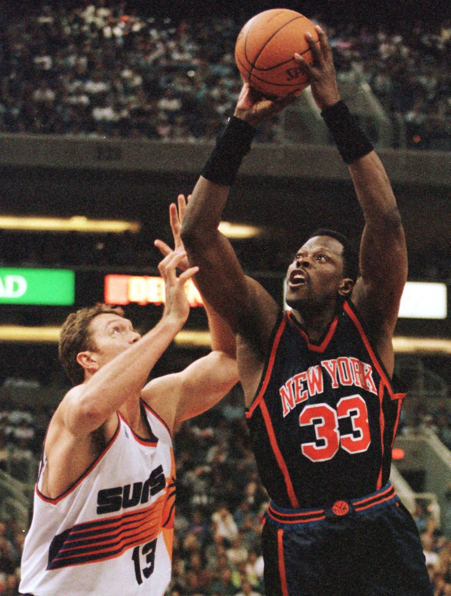 The Phoenix Suns Role in the Ewing to Seattle Trade 16 Years Later