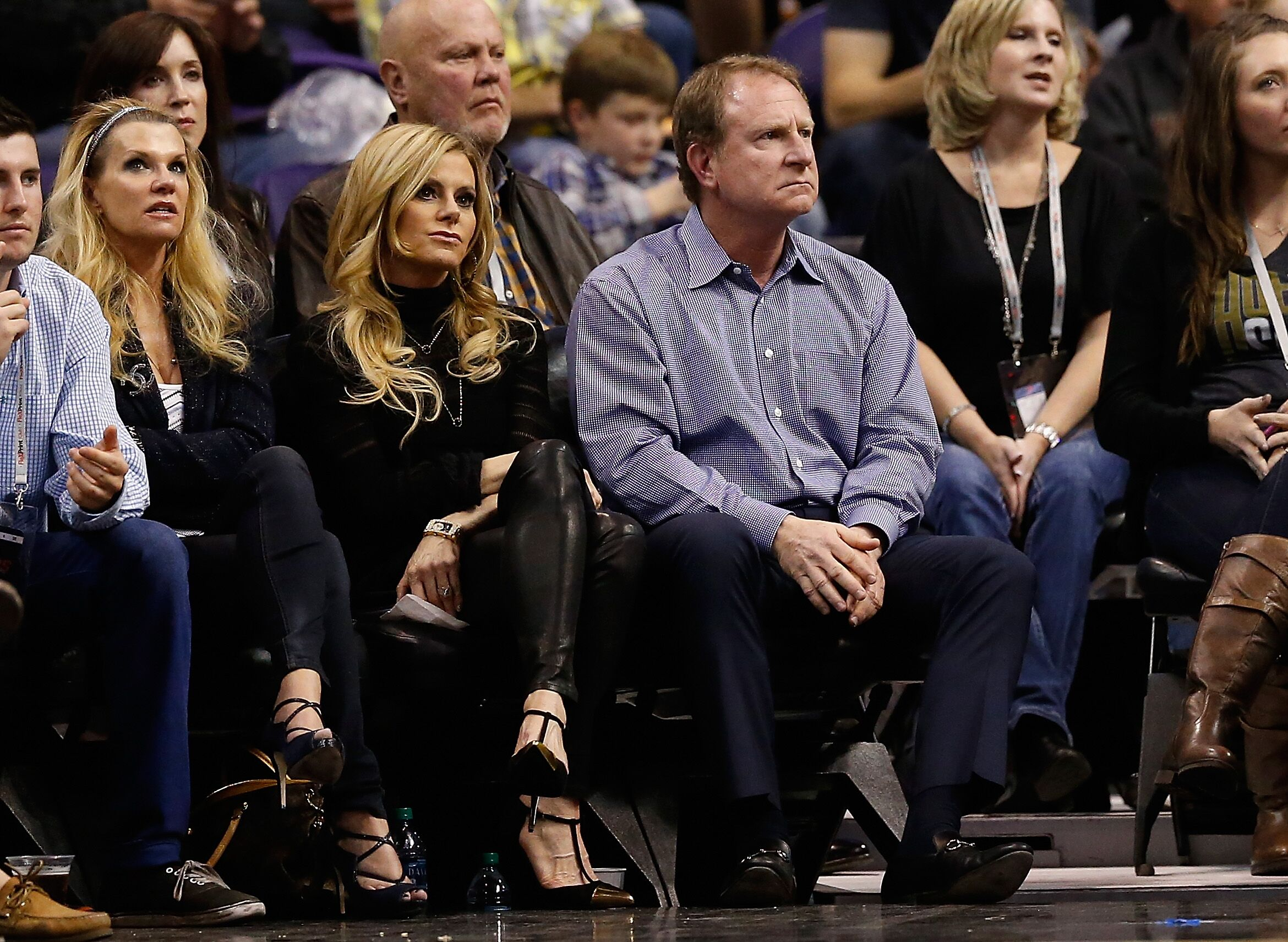 Robert Sarver does not understand that the Phoenix Suns are not his