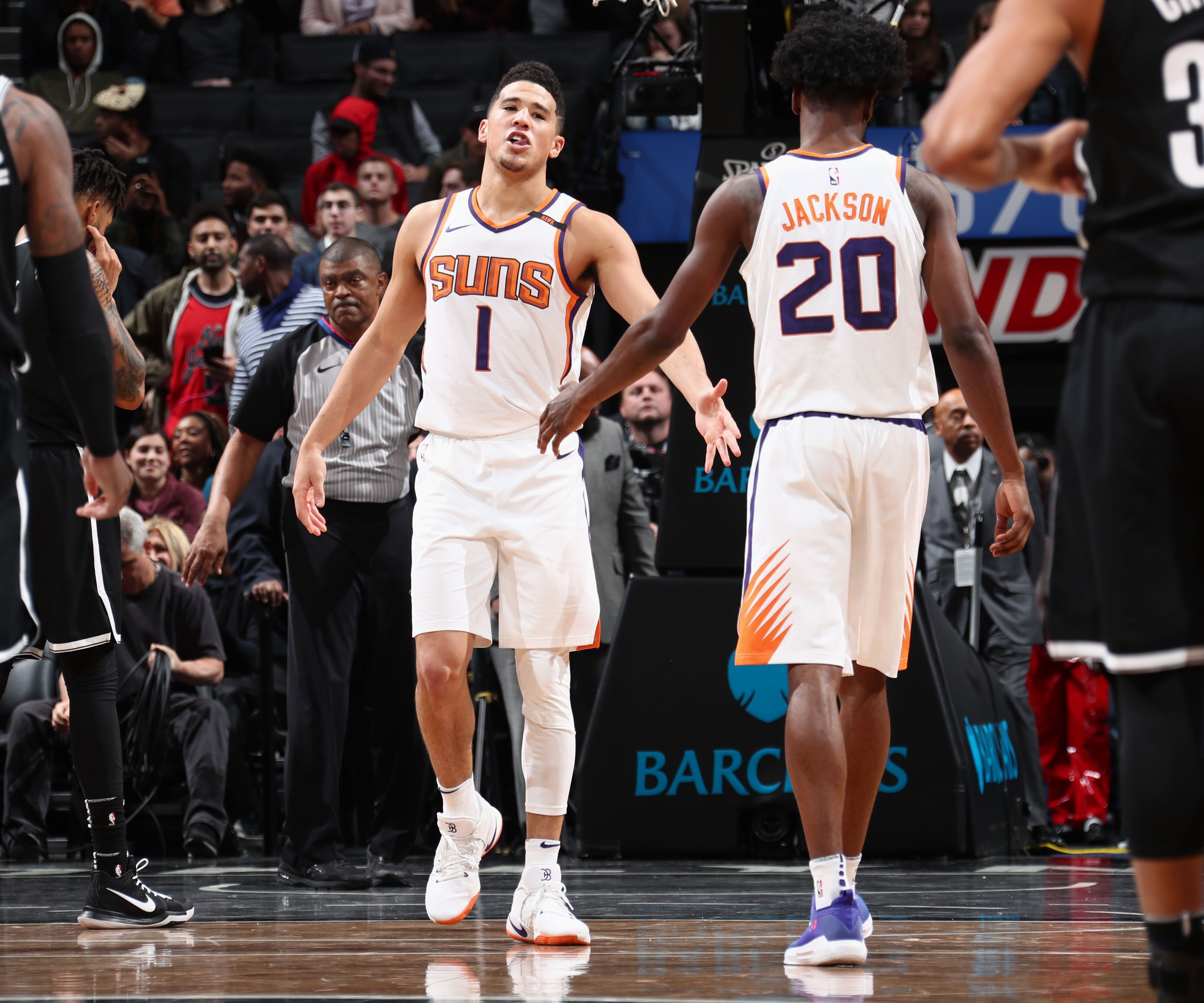 Predicting the Phoenix Suns player's 2K19 ratings - Valley