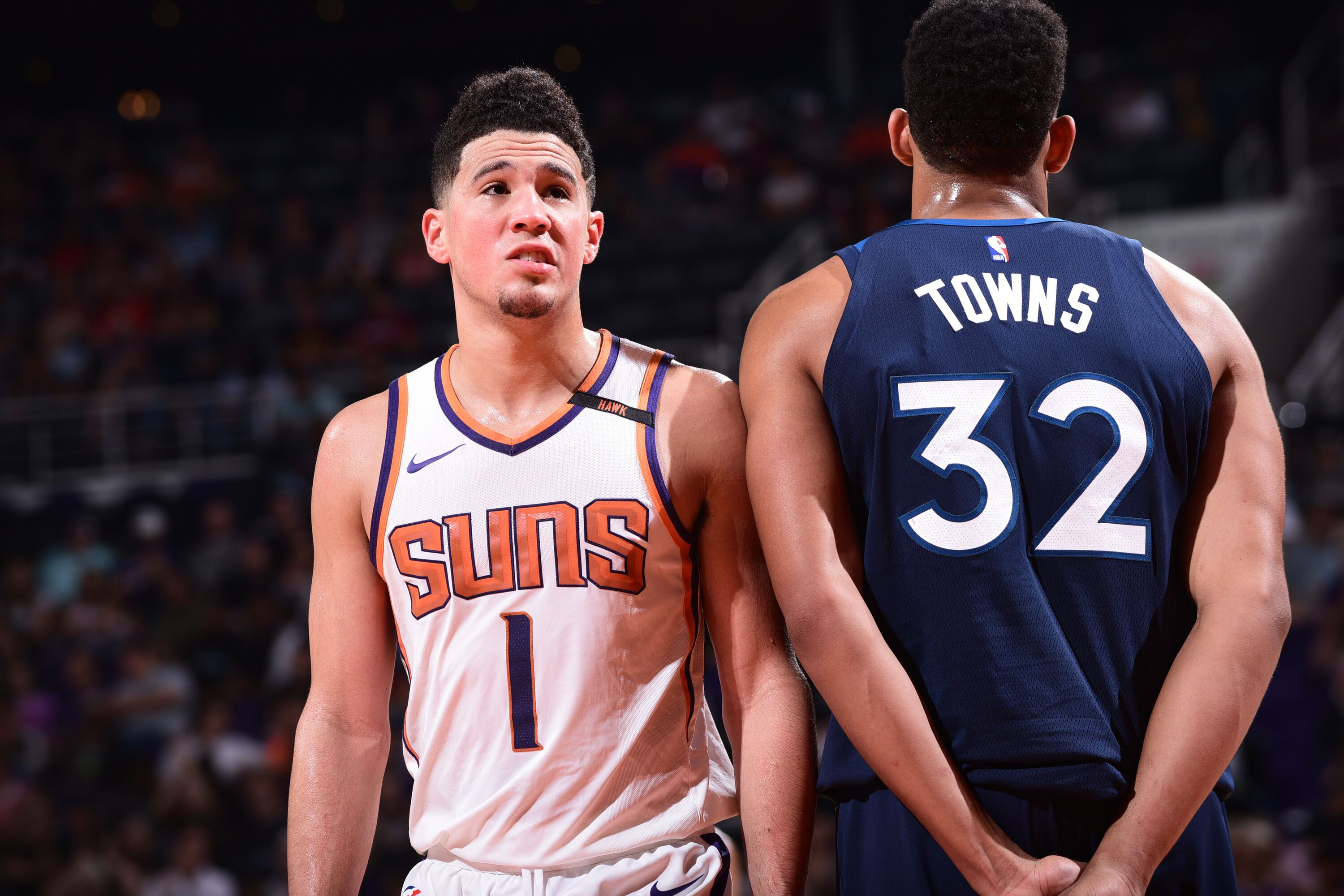 6a48e0c98 Must repeat  Suns find winning formula vs Wolves - Valley of the Suns