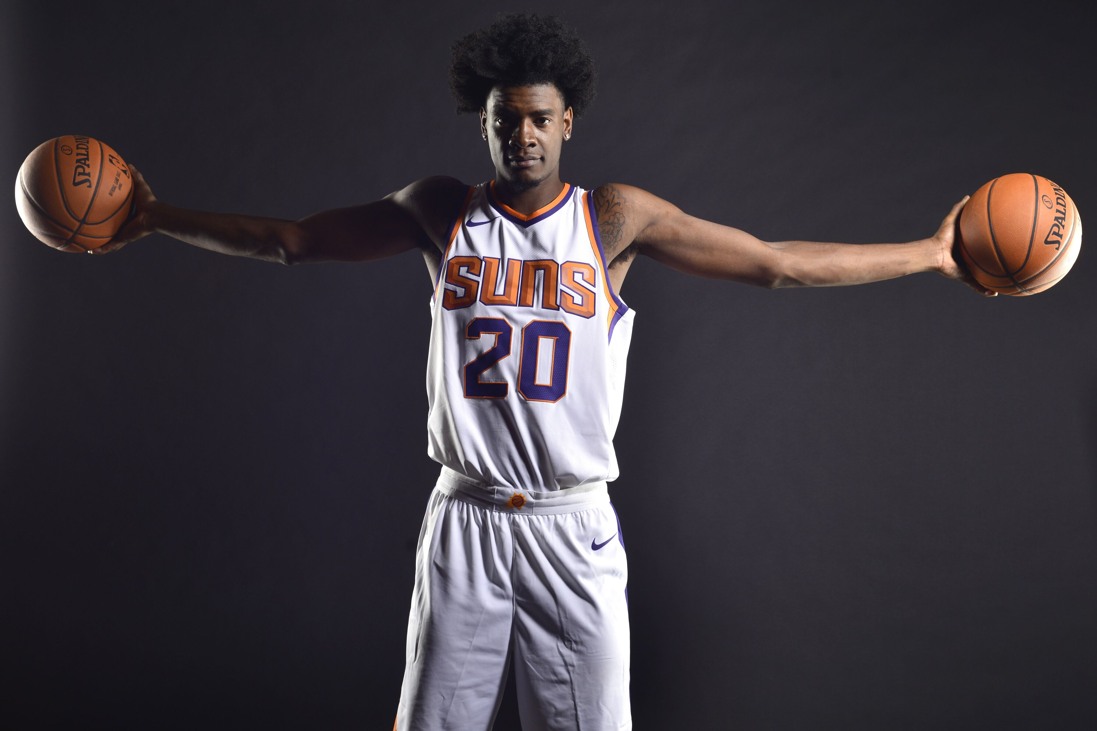 cheaper cbfeb b0c5a Five signs Josh Jackson has arrived - Valley of the Suns
