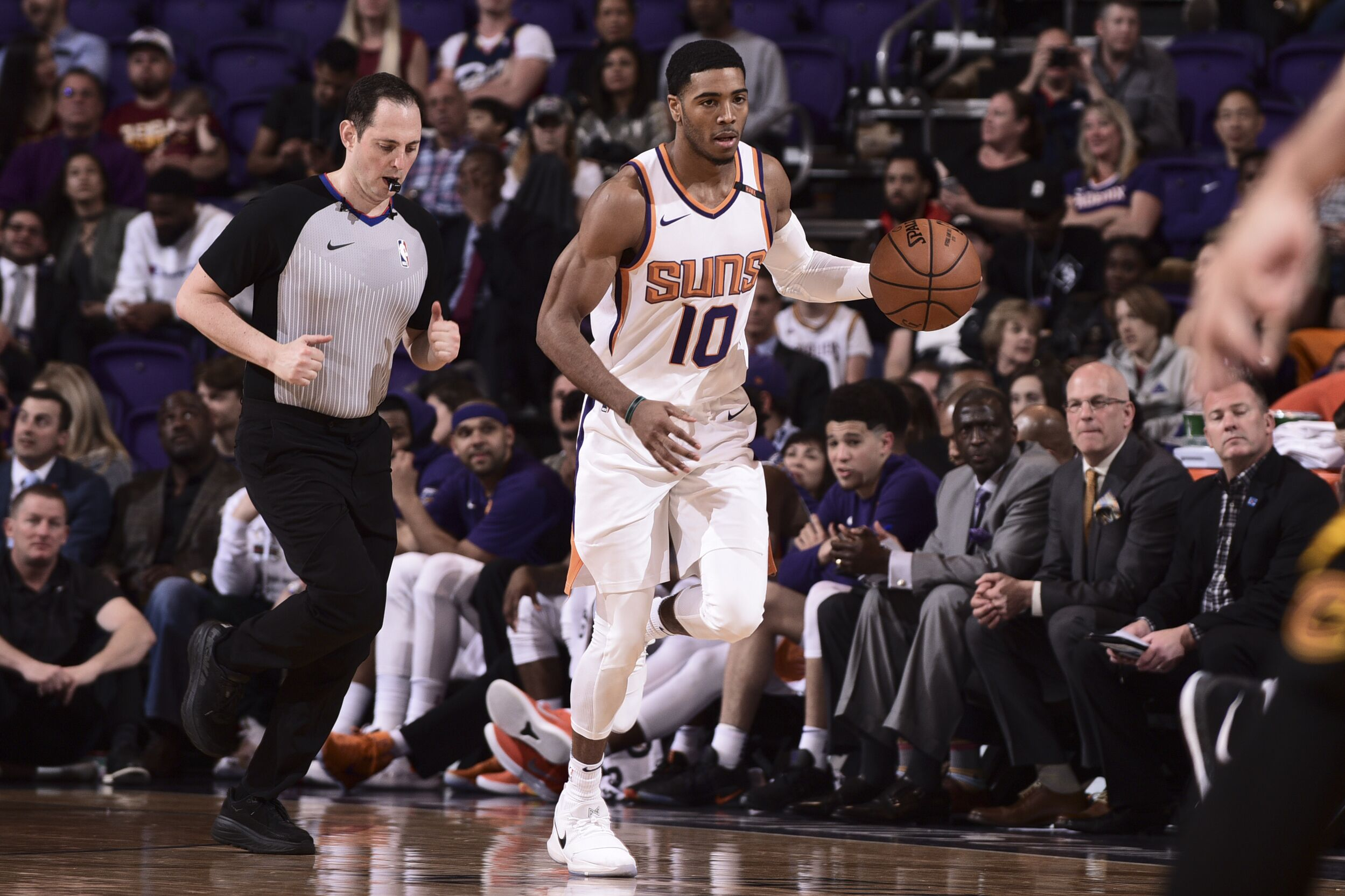 brand new 768ae 71e41 The Phoenix Suns' best point guard: Shaquille Harrison ...