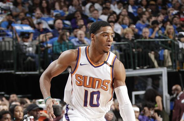 94d6eaefcef Ranking the Phoenix Suns Rookies and Sophomores - Valley of the Suns ...