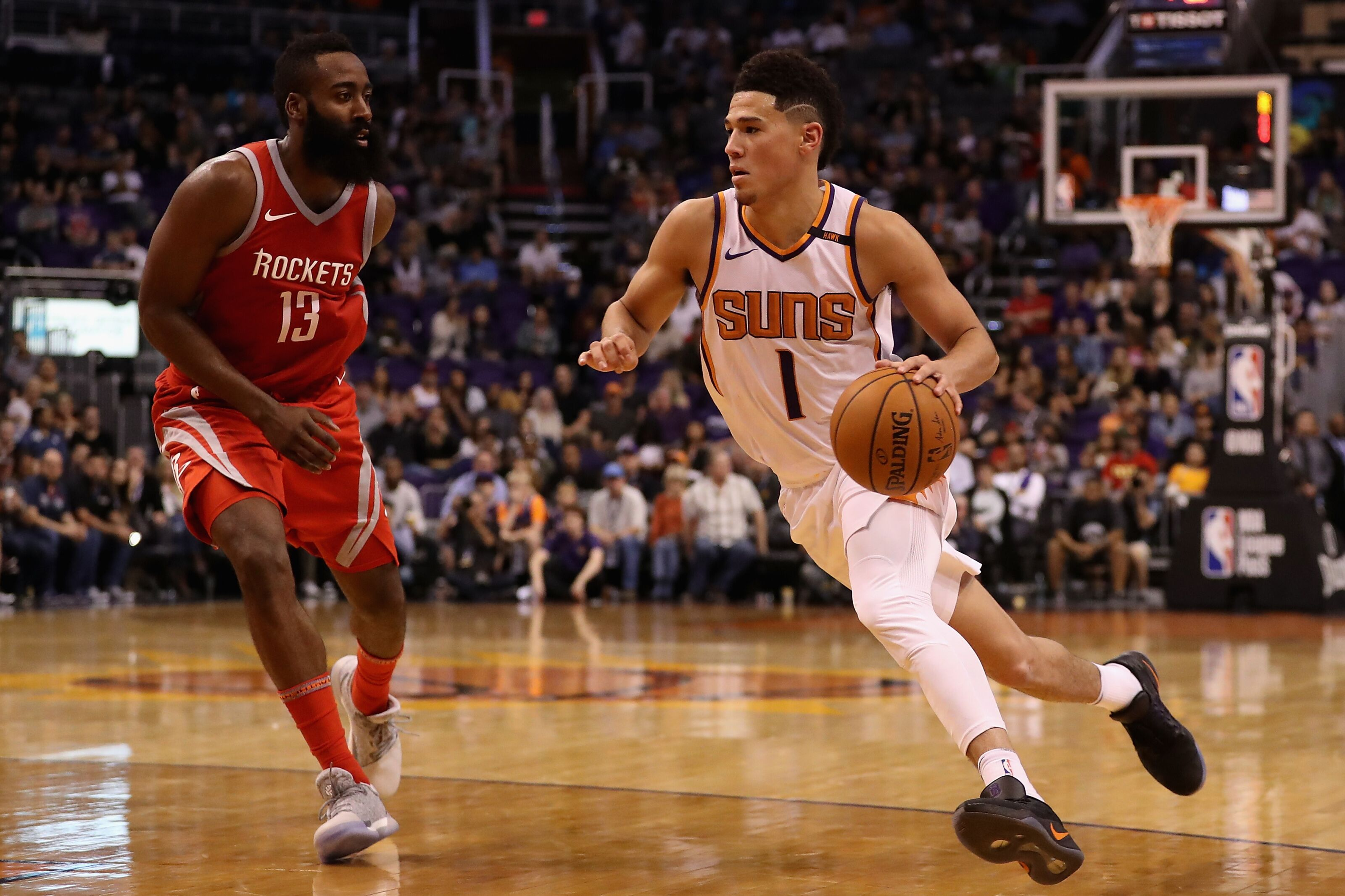 865419e85 The Phoenix Suns are becoming the Houston Rockets West - Valley of the Suns