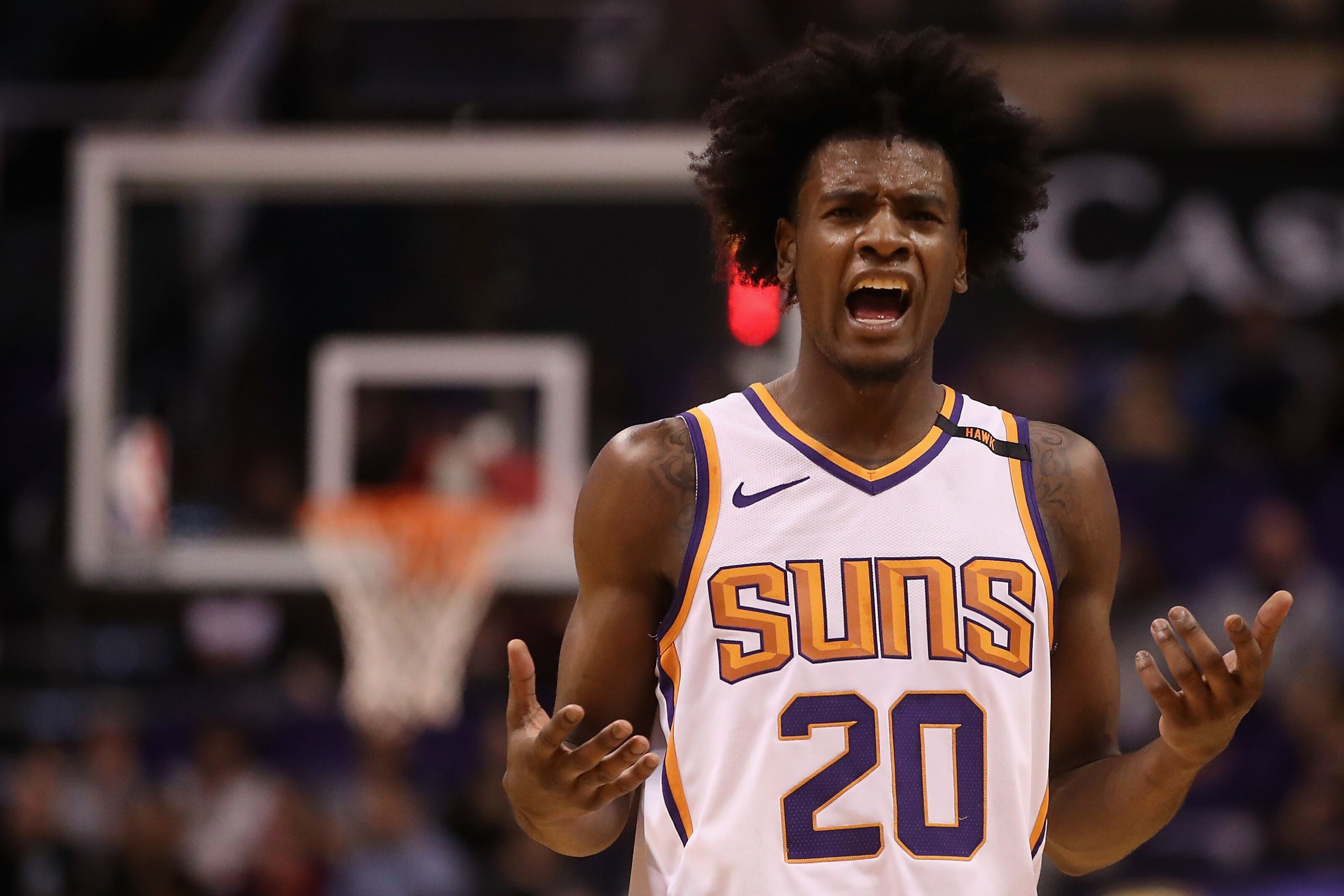 save off b9a51 3a26a Phoenix Suns: No, Josh Jackson is not overhyped - Valley of ...