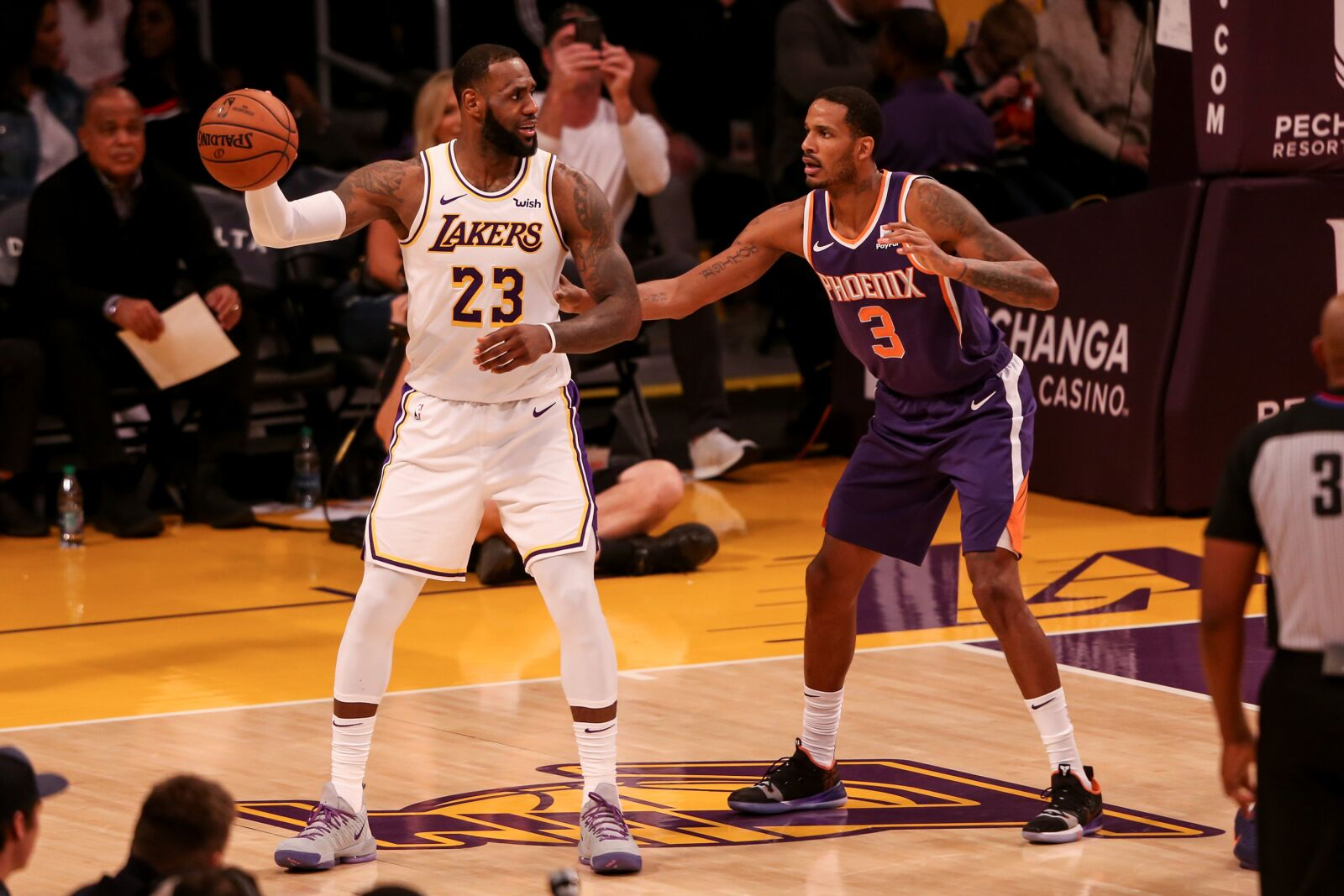 64839c88107 Phoenix Suns  Analyzing an Ariza trade with the Lakers and Nets