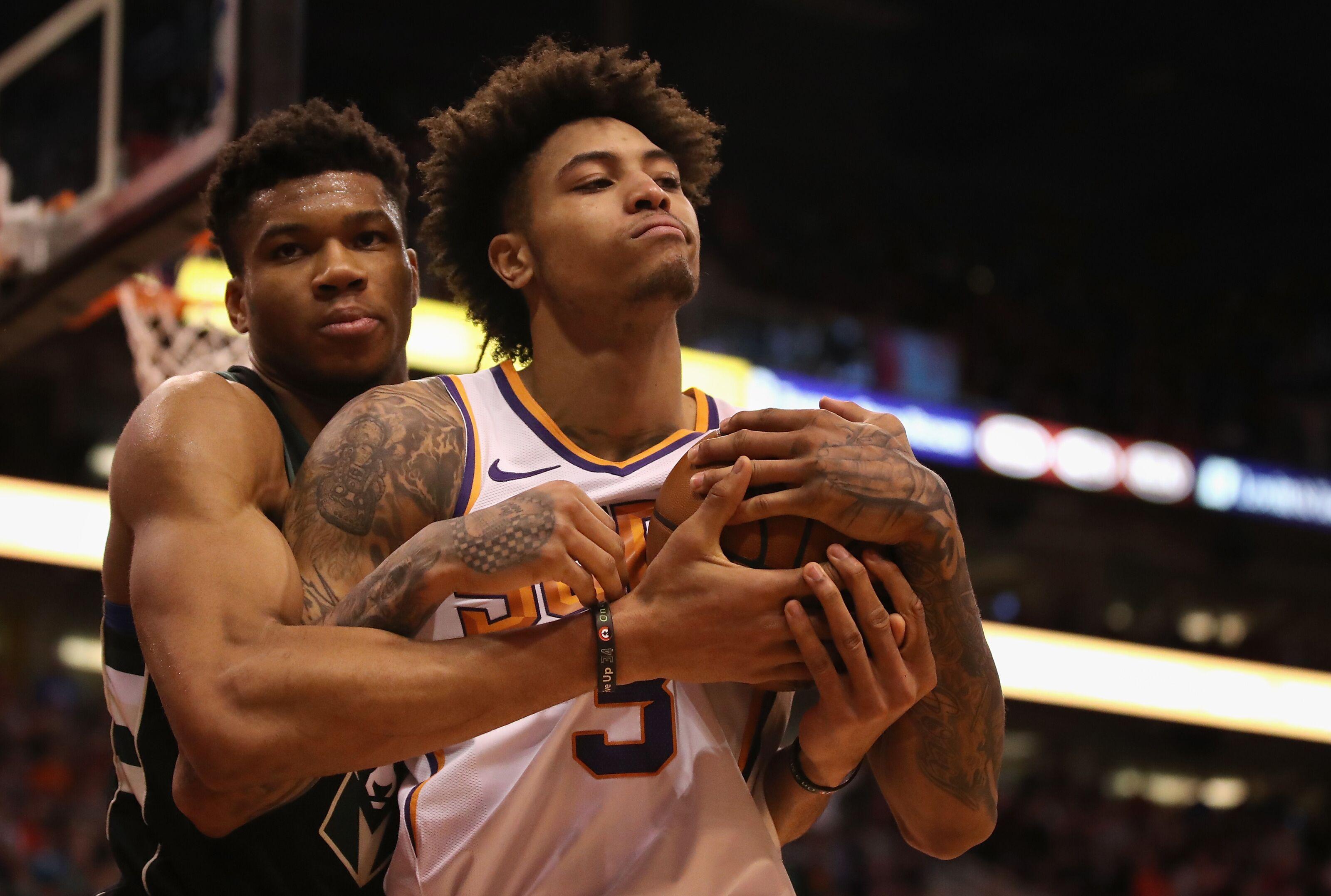best website 4e388 153da What if the Phoenix Suns decide to extend Kelly Oubre Jr