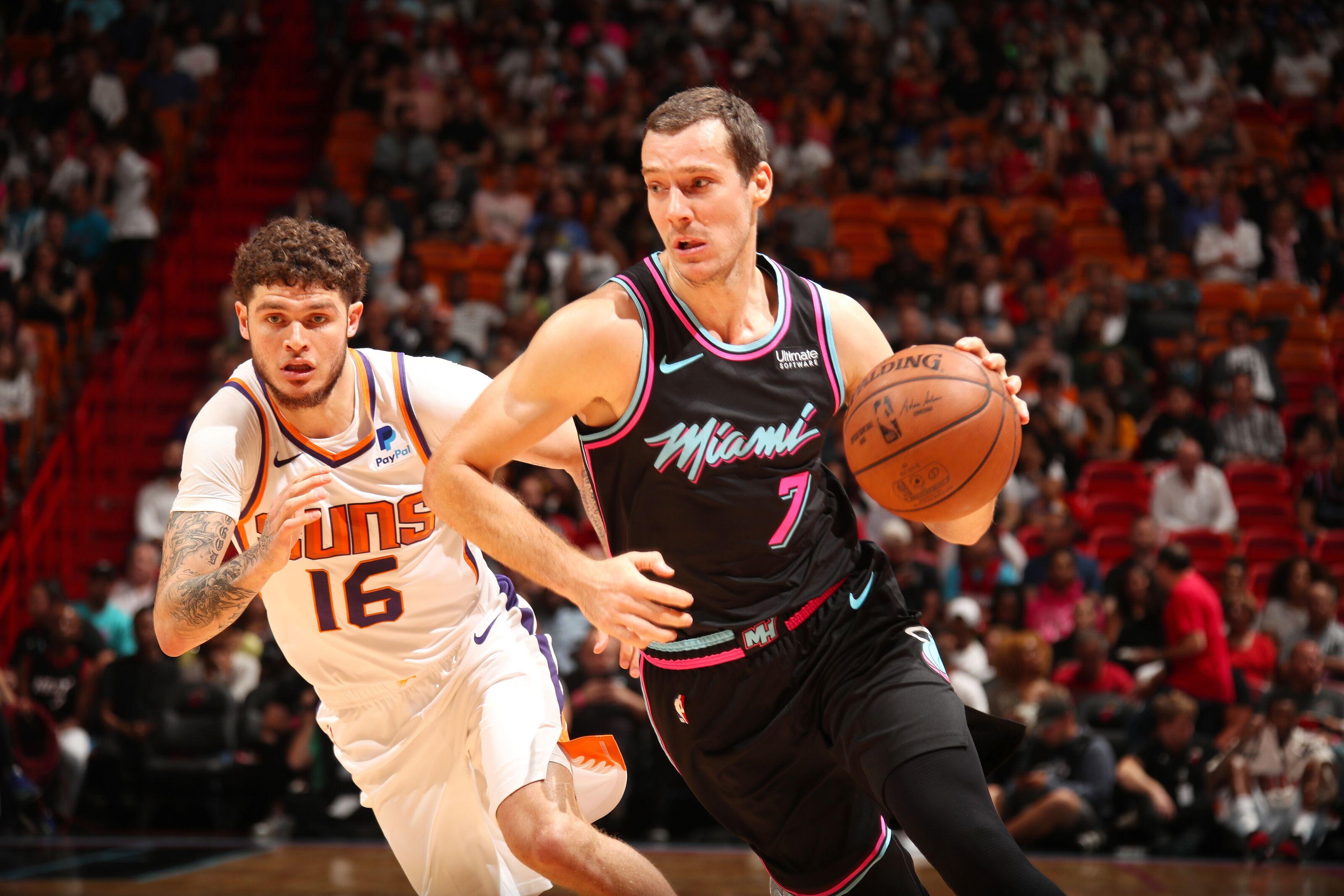 Phoenix Suns should try to bring back Goran Dragic