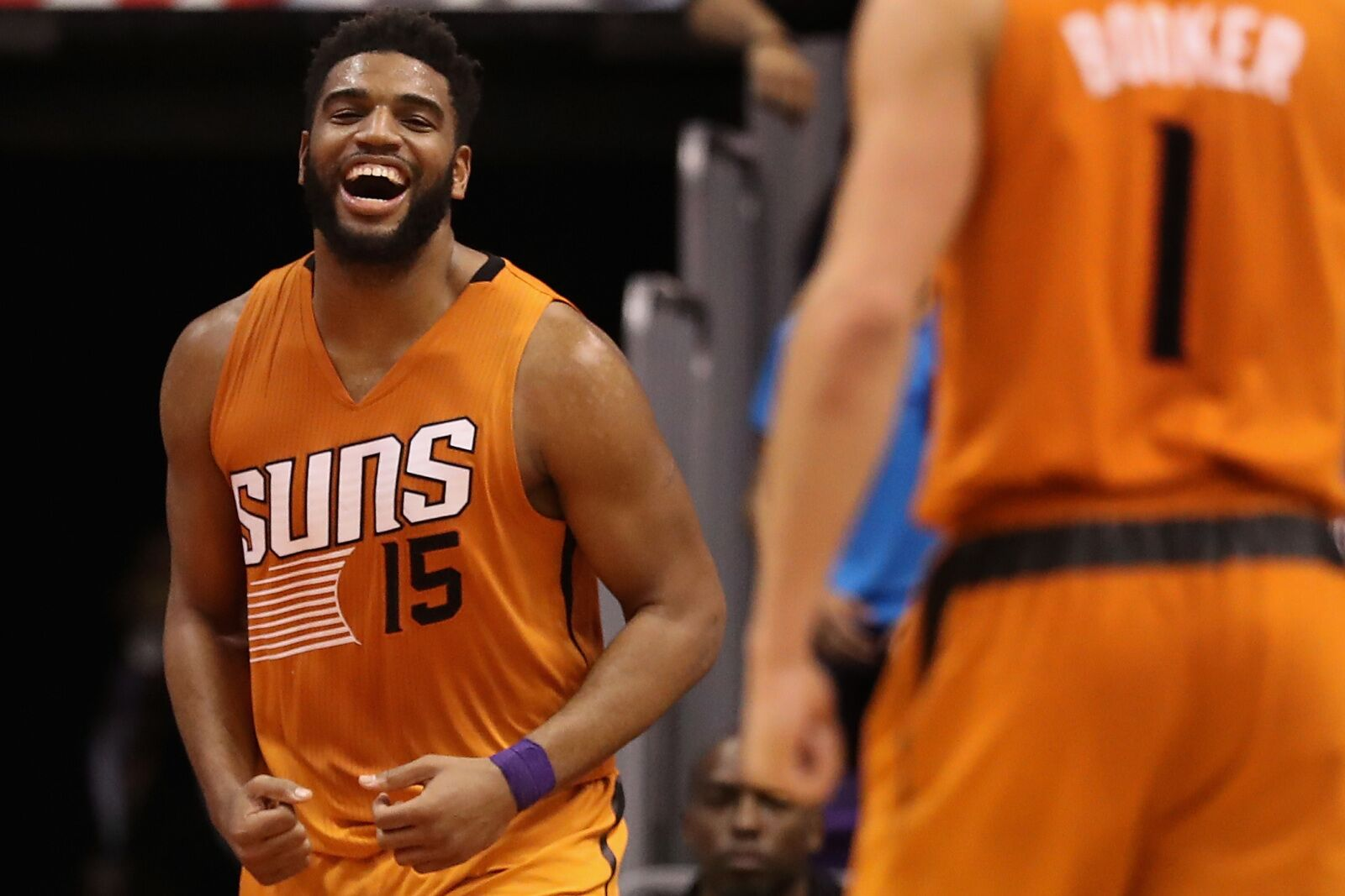The Phoenix Suns should bring back Alan Williams