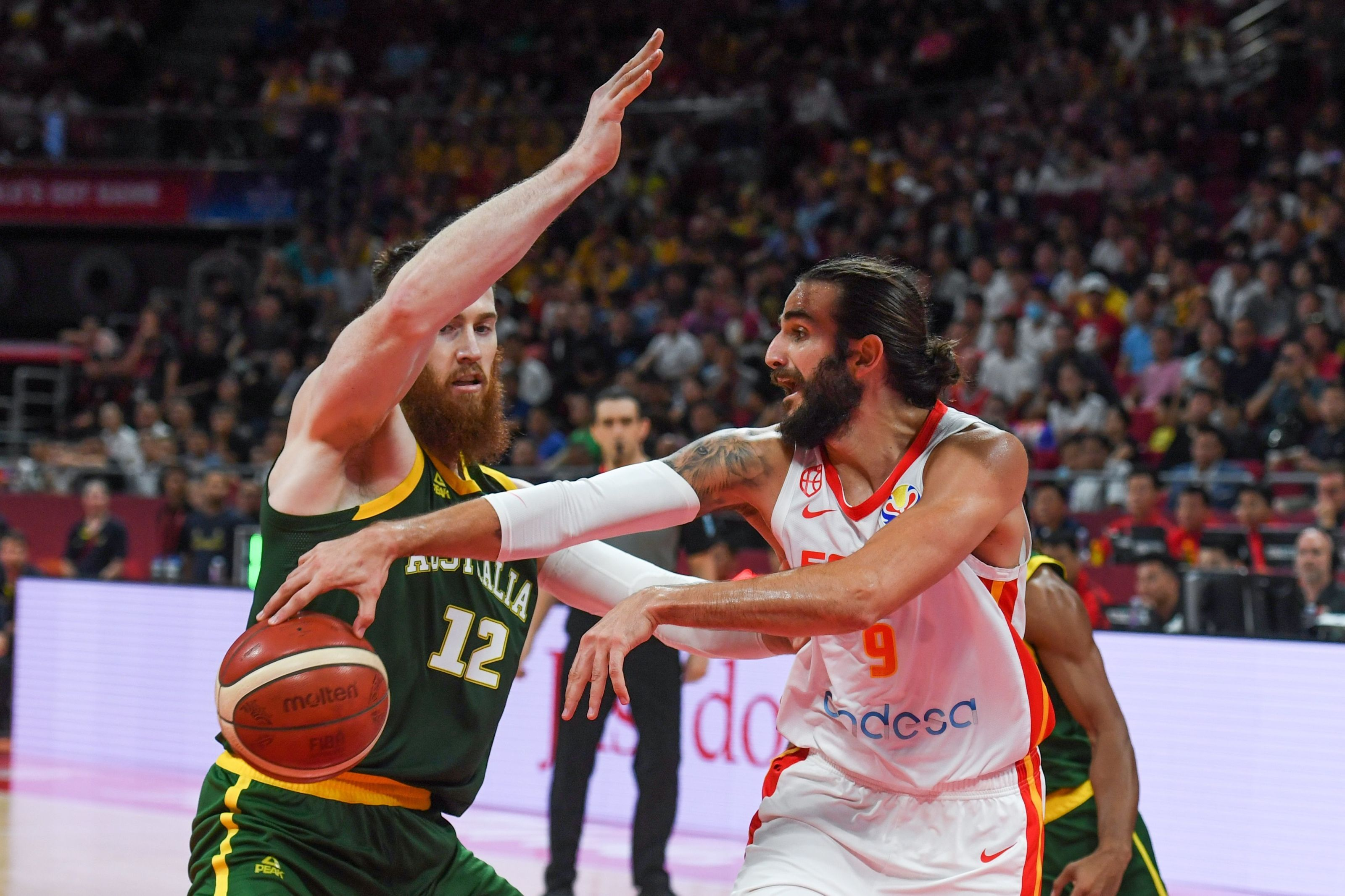 Phoenix Suns newcomers clash at the FIBA World Cup