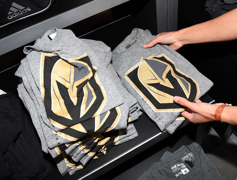 NHL Releases Teasers of Vegas Golden Knights Jerseys ec07e0a87