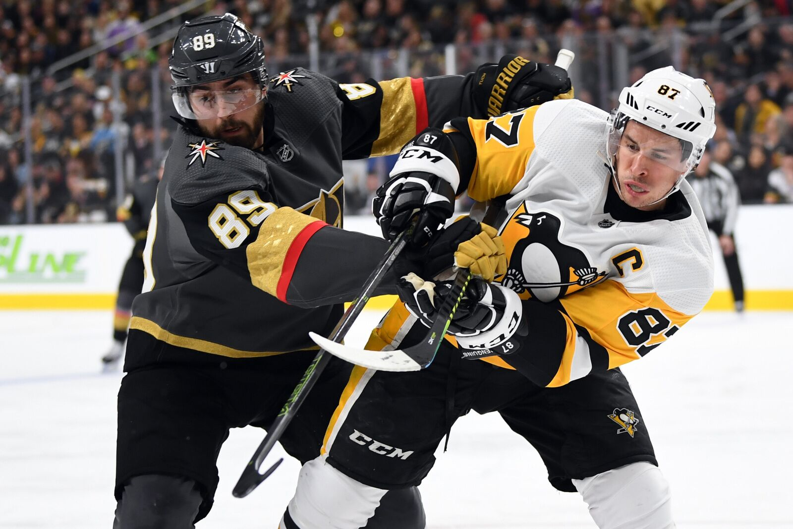 Vegas Golden Knights at Pittsburgh Penguins: Date, Time, TV, Streaming