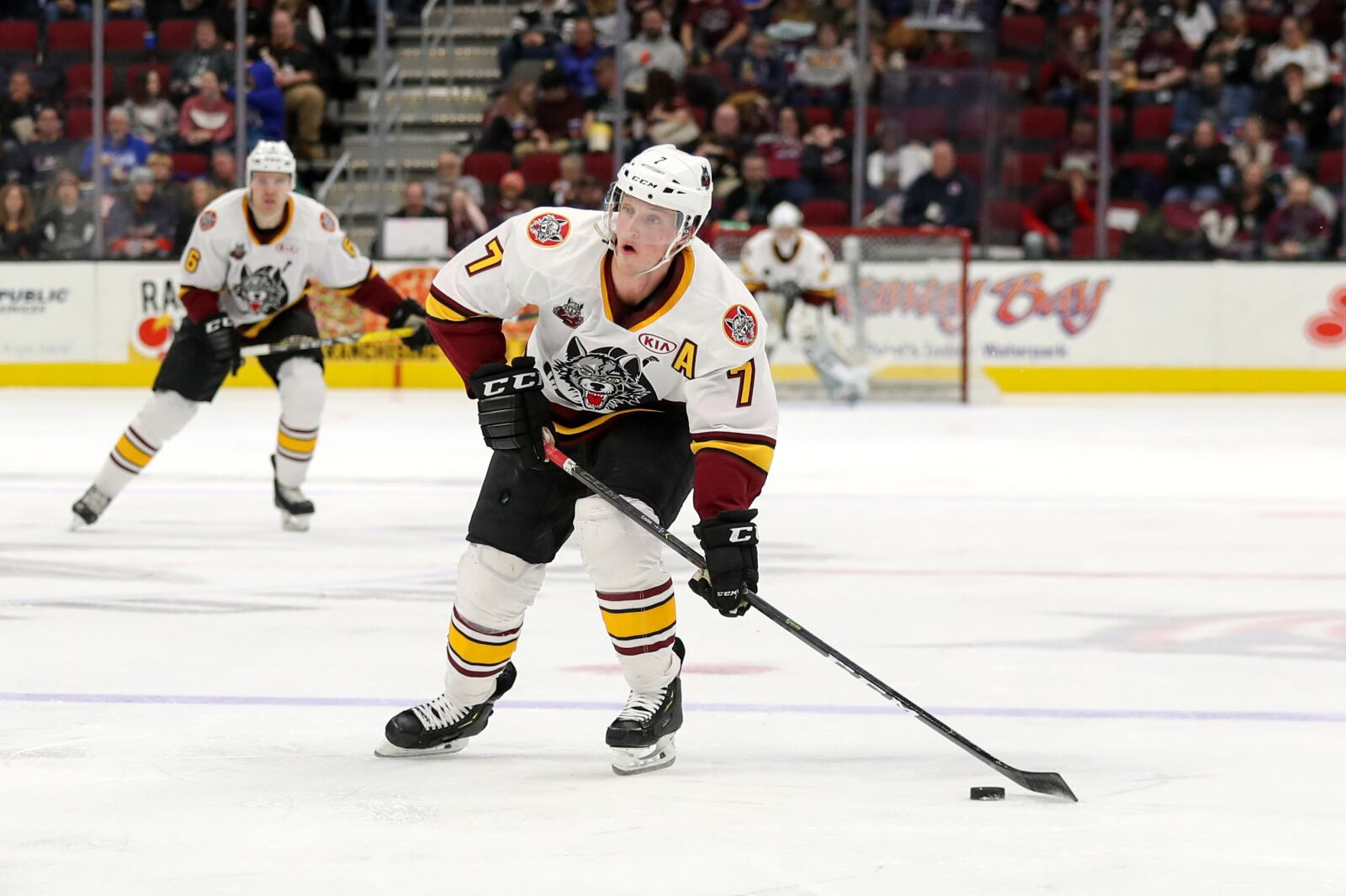 Vegas Golden Knights: Chicago Wolves' Playoff run vital for young guns