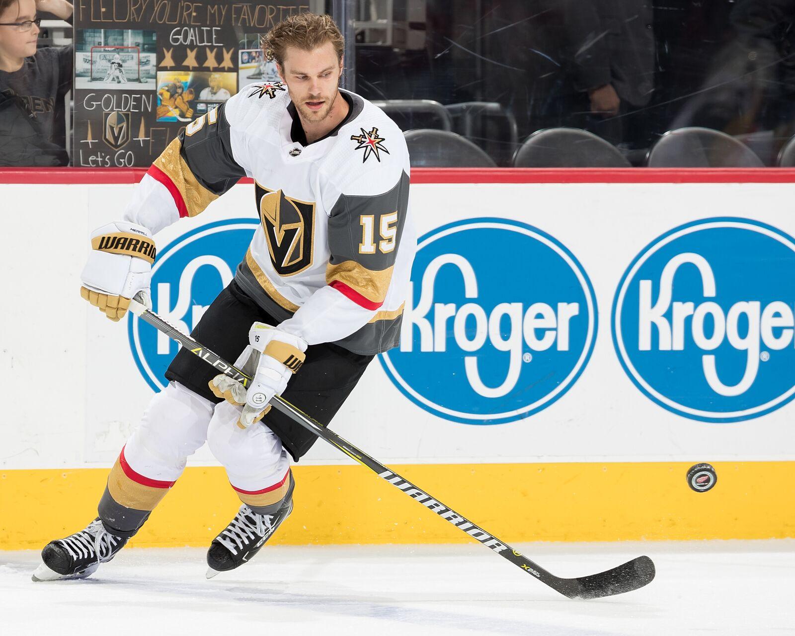 Vegas Golden Knights Report Card: Jon Merrill