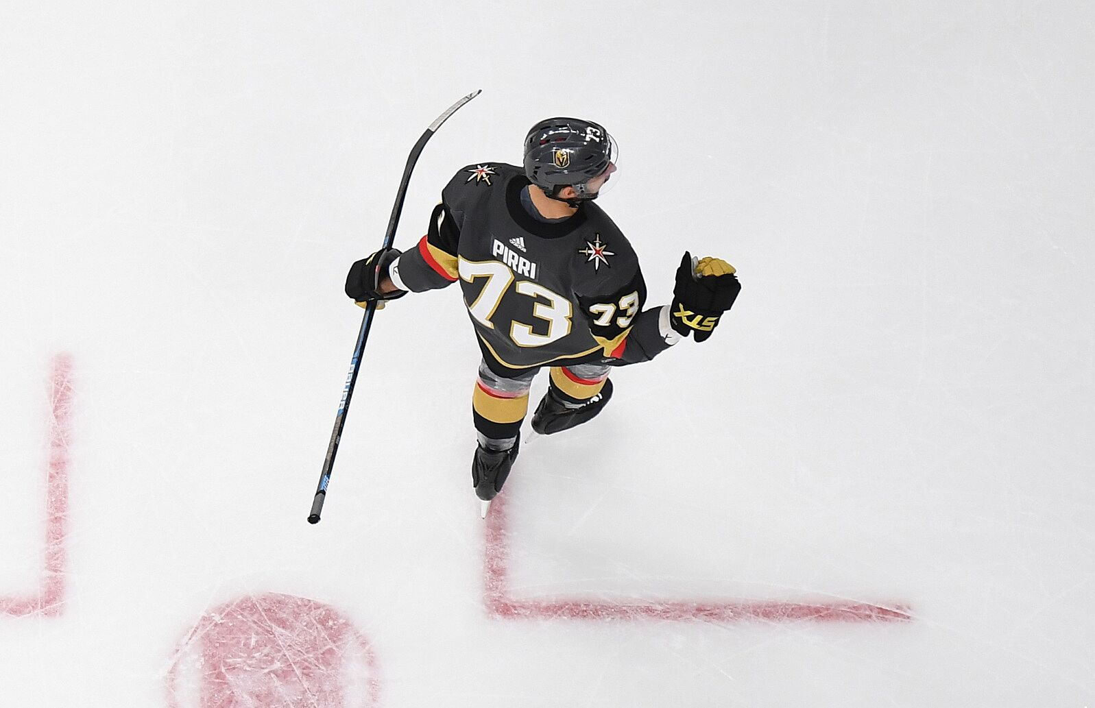 finest selection 79916 677a9 Vegas Golden Knights: Who will fill out the third line in ...