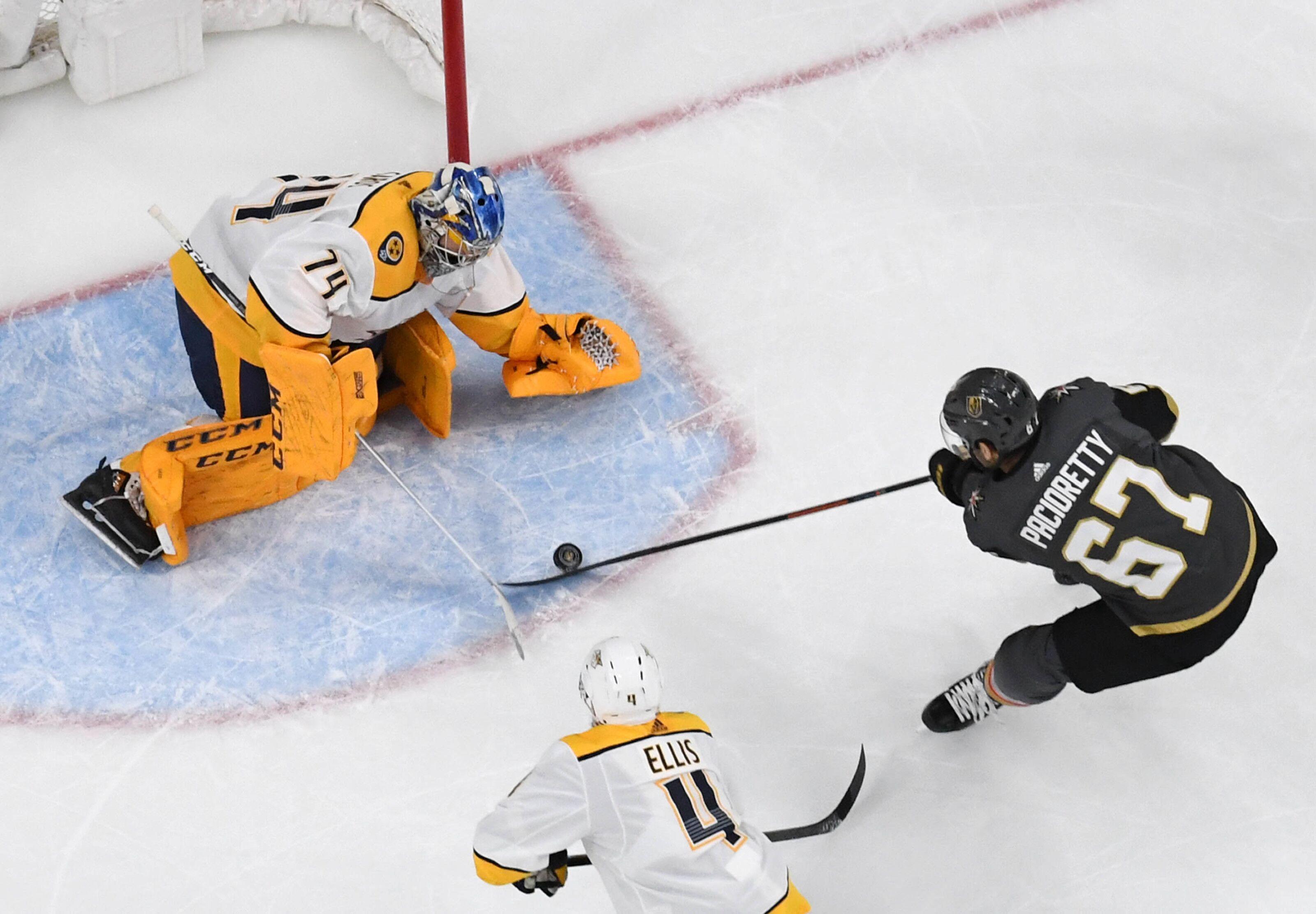 Vegas Golden Knights vs. Nashville Predators: Date, Time, TV, Streaming