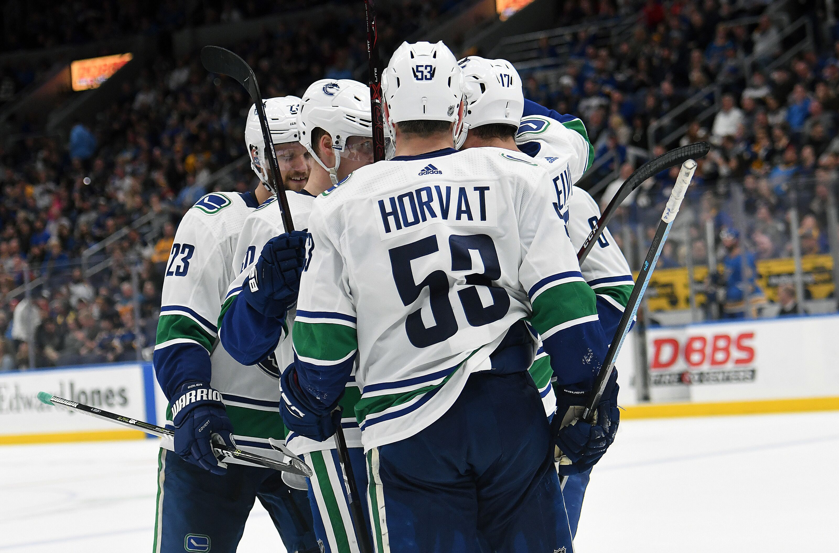 Vegas Golden Knights: Be wary of Canucks threat in 2019-20