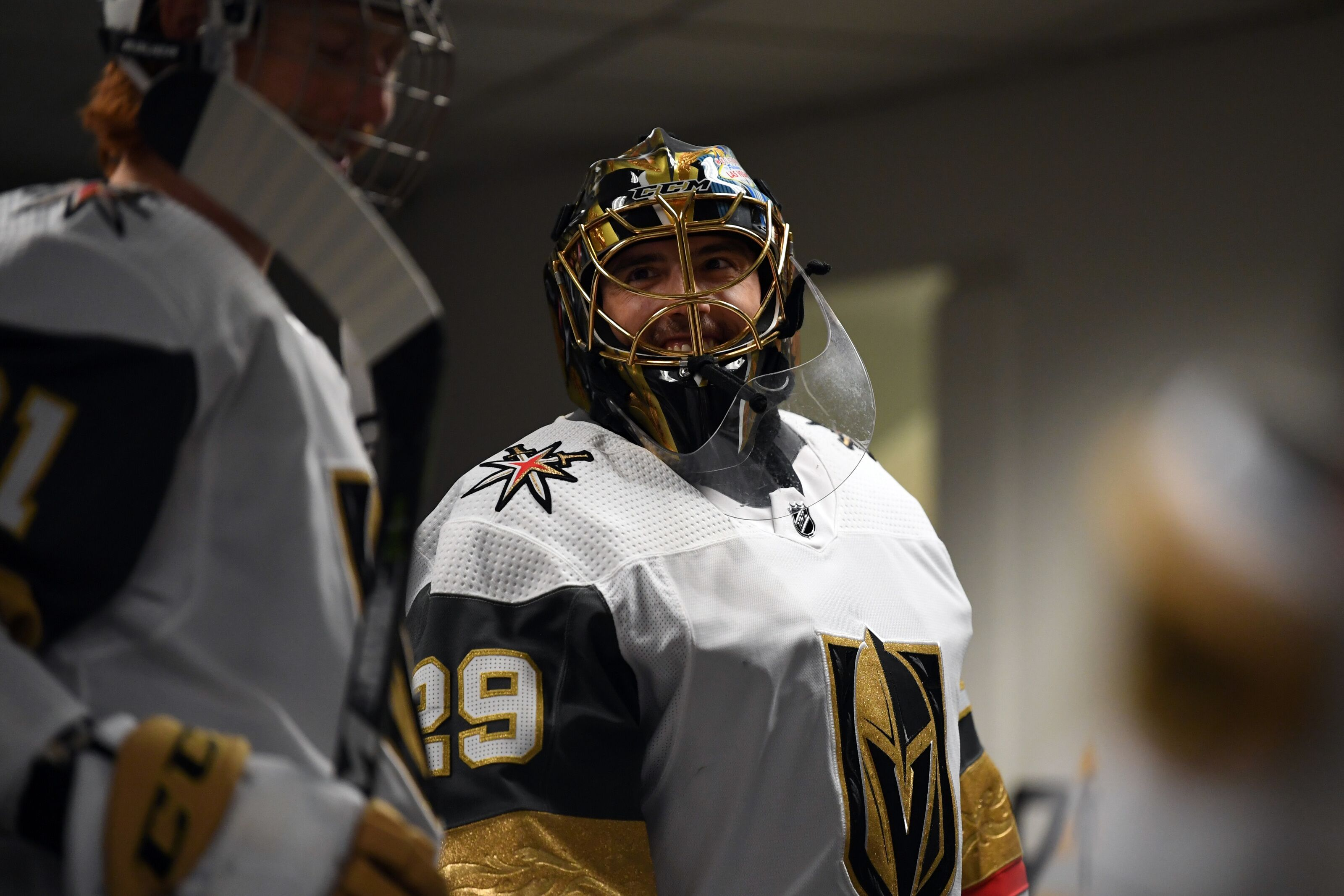 Vegas Golden Knights give fan day to remember on ESPN's My Wish